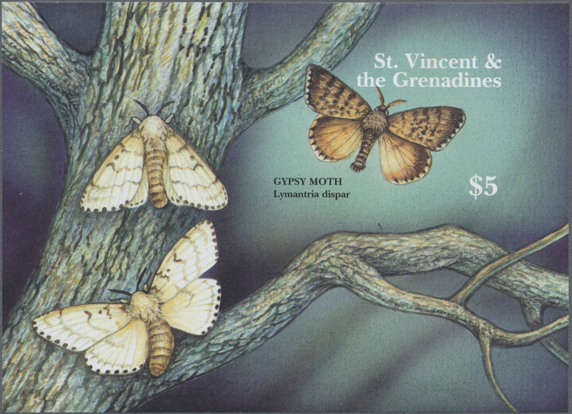 Lot 19914 - st. vincent  -  Auktionshaus Christoph Gärtner GmbH & Co. KG Sale #47 Collections: Overseas, Thematics, Europe