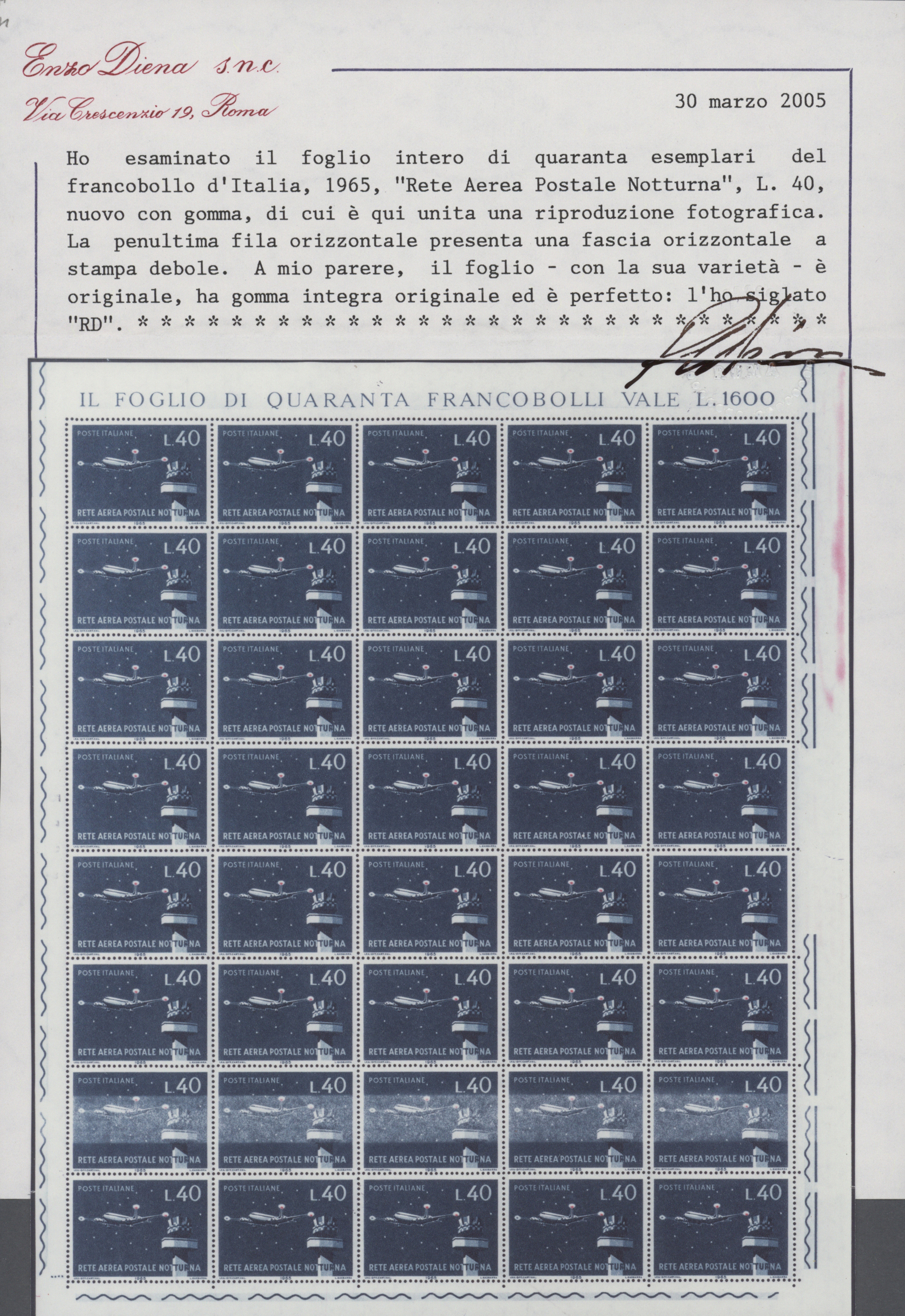 Lot 986 - italien  -  Auktionshaus Christoph Gärtner GmbH & Co. KG Auction #41 Special auction part one