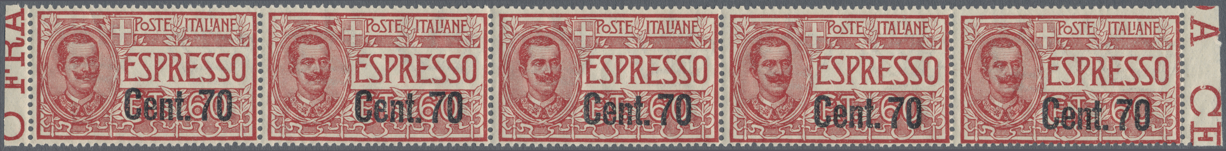 Lot 961 - italien  -  Auktionshaus Christoph Gärtner GmbH & Co. KG Auction #41 Special auction part one