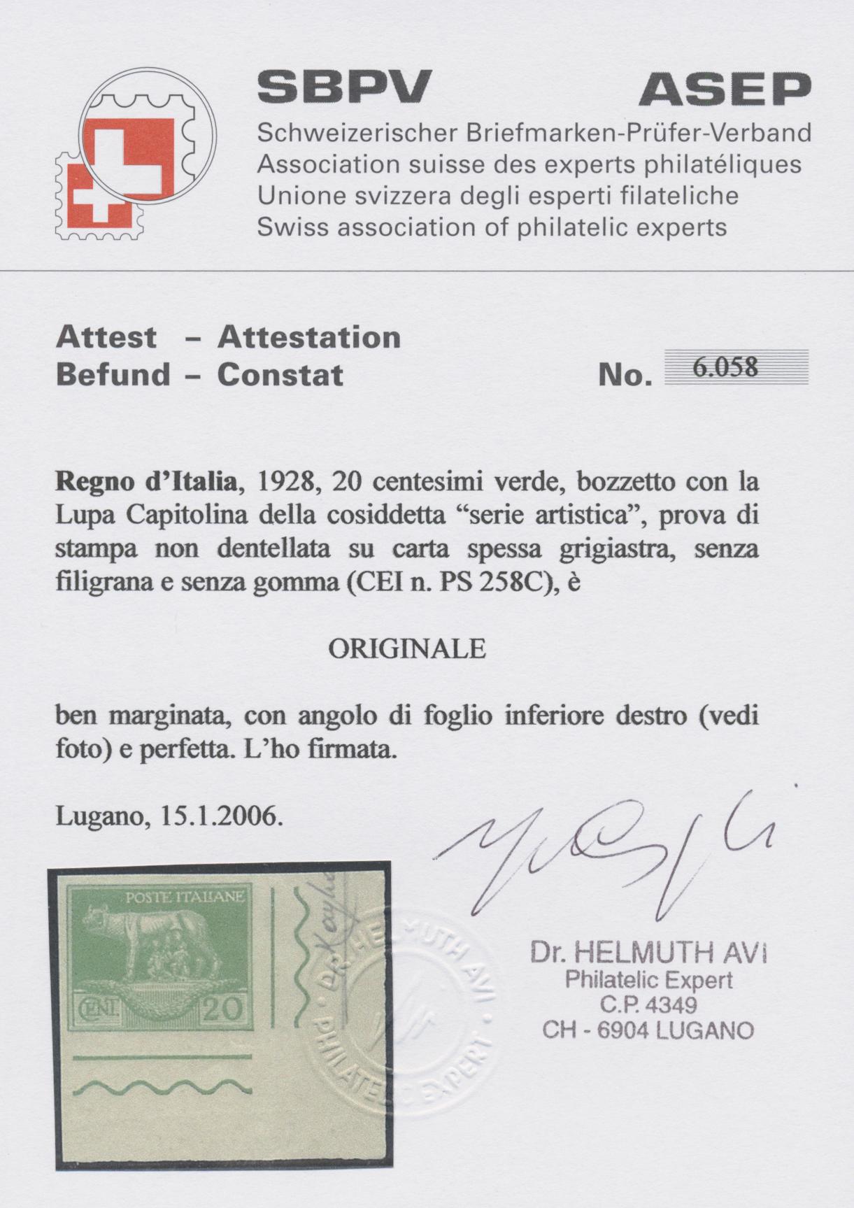 Lot 09025 - italien  -  Auktionshaus Christoph Gärtner GmbH & Co. KG Sale #48 The Single Lots Philatelie