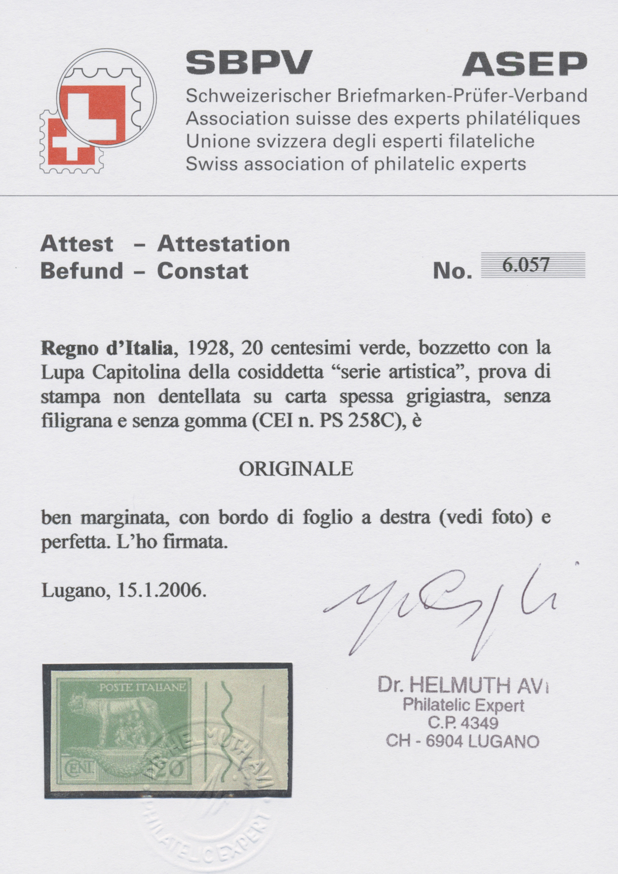 Lot 965 - italien  -  Auktionshaus Christoph Gärtner GmbH & Co. KG Auction #41 Special auction part one