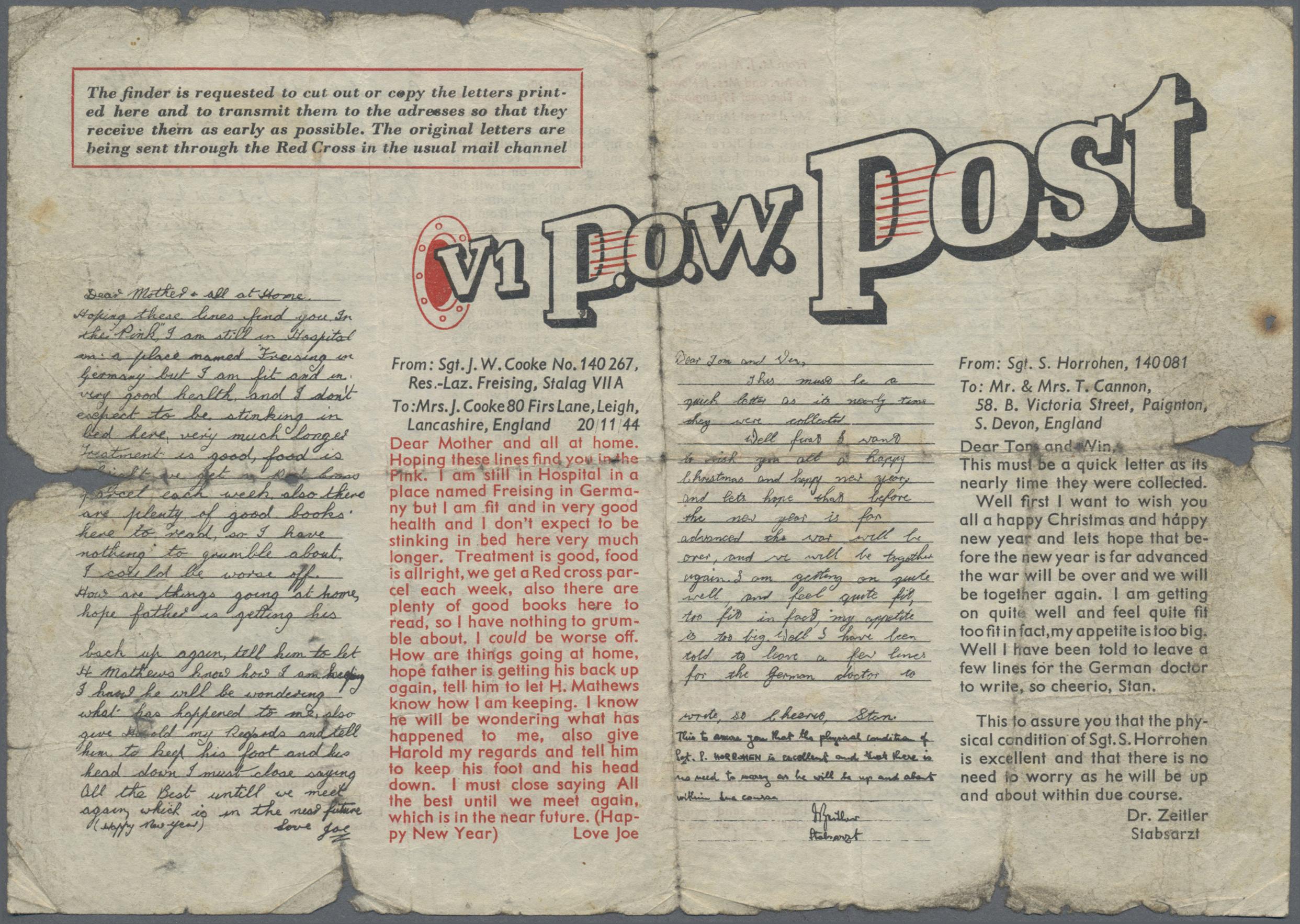 Stamp Auction - Ansichtskarten: Propaganda - Sale #43 Germany