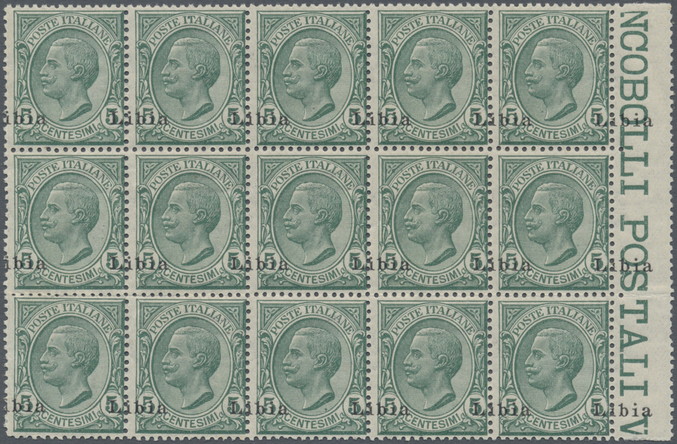 Lot 1059 - italienisch-libyen  -  Auktionshaus Christoph Gärtner GmbH & Co. KG Auction #41 Special auction part one