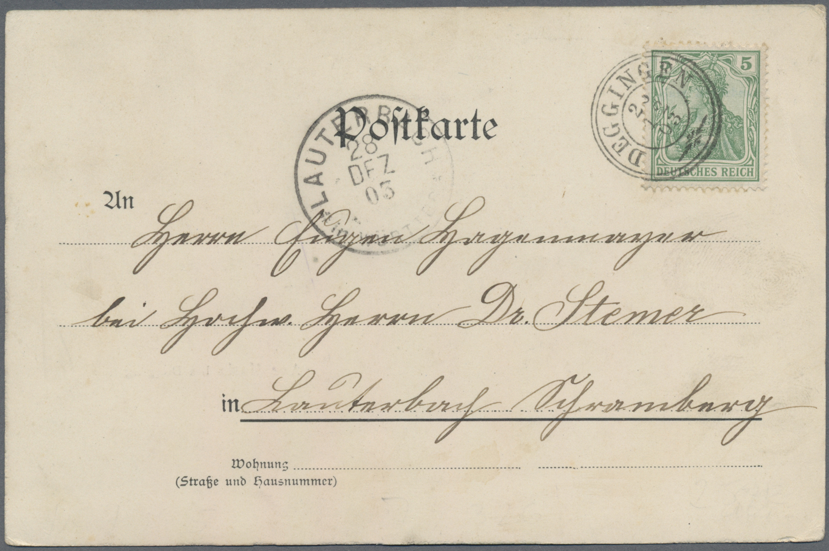 Lot 36480 - Deutsches Reich  -  Auktionshaus Christoph Gärtner GmbH & Co. KG Sale #44 Collections Germany