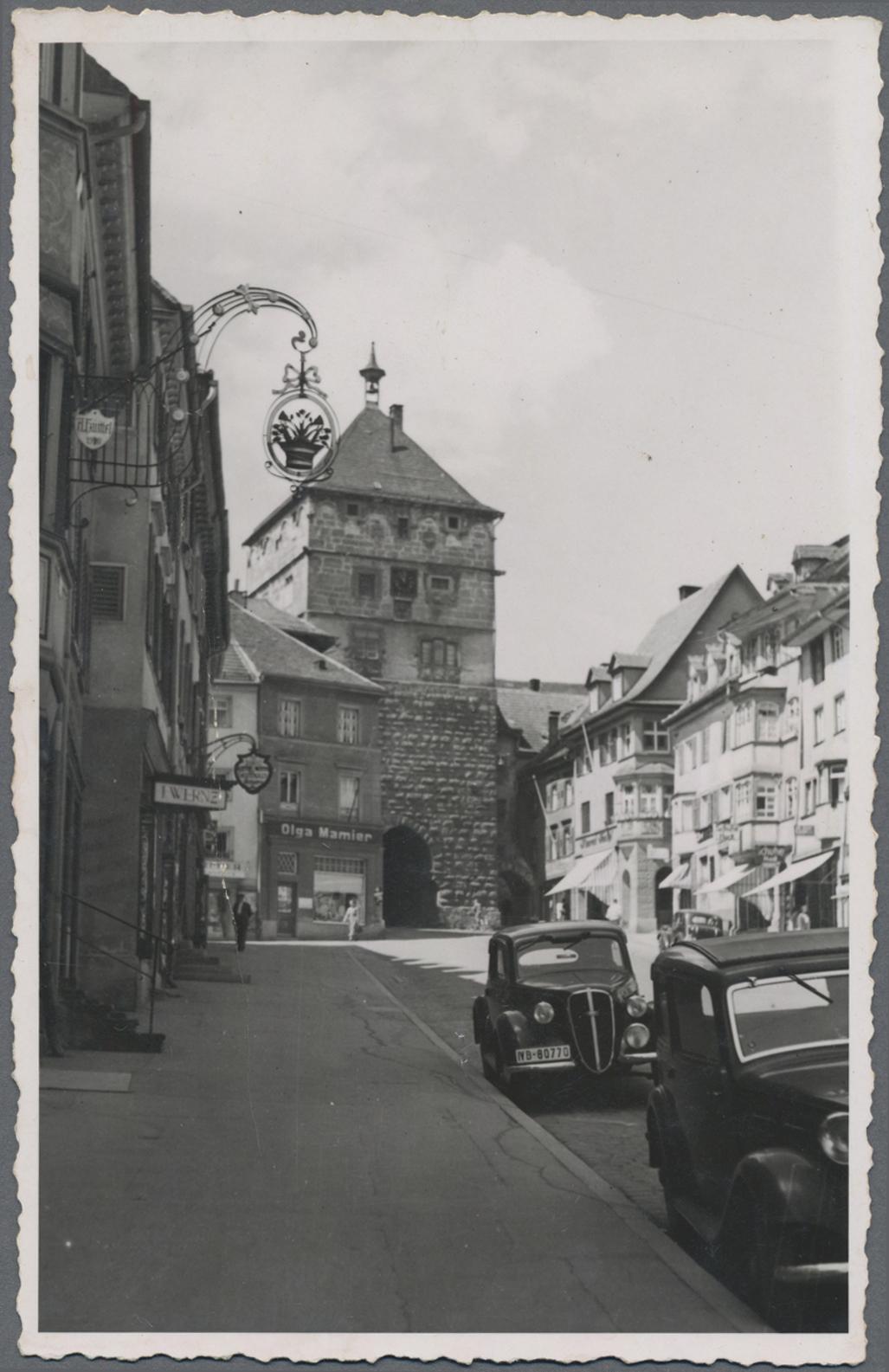 Lot 04332 - Ansichtskarten: Baden-Württemberg  -  Auktionshaus Christoph Gärtner GmbH & Co. KG Sale #48 The Coins & The Picture Post Cards