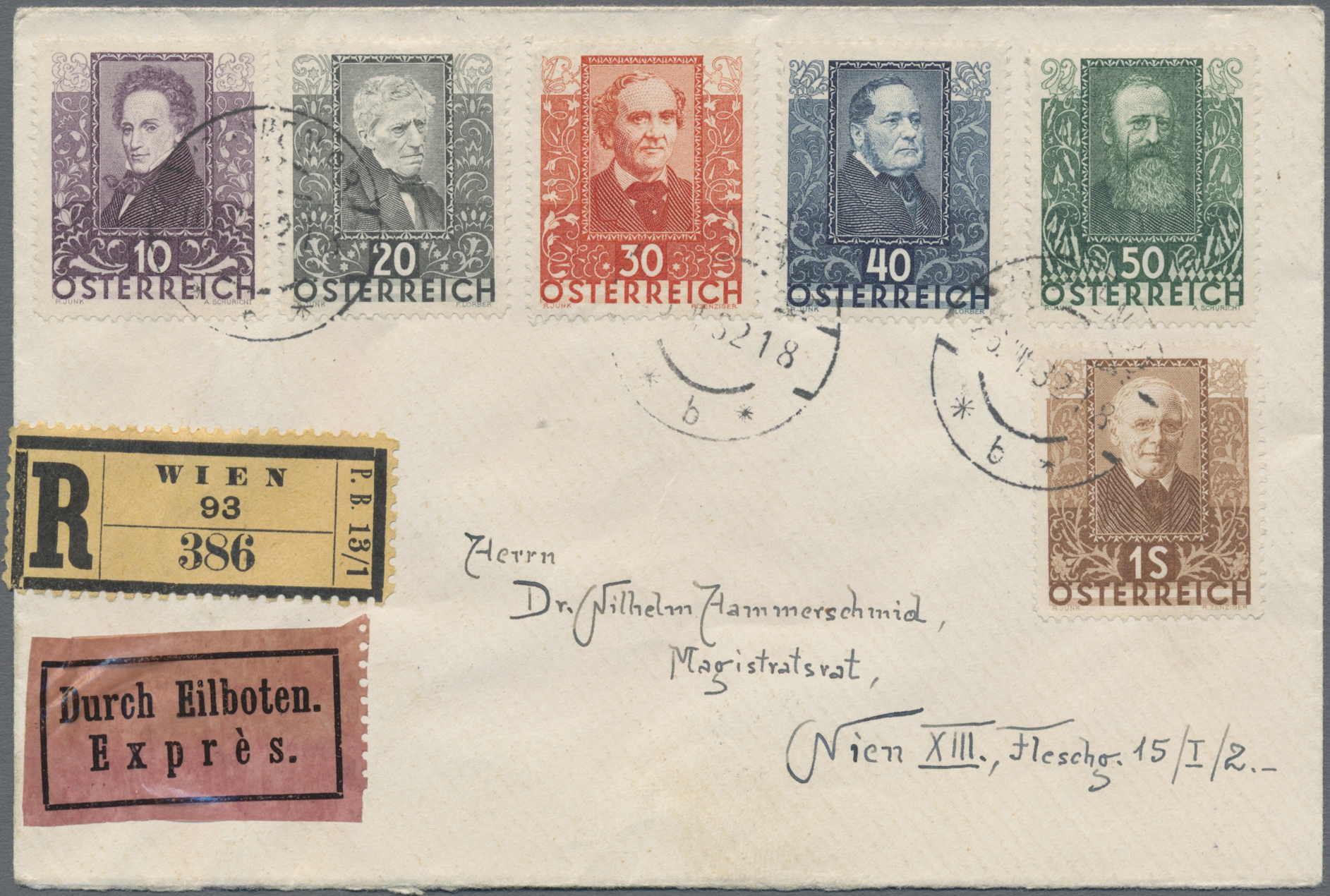 Lot 34500 - nachlässe  -  Auktionshaus Christoph Gärtner GmbH & Co. KG Sale #44 Collections Germany