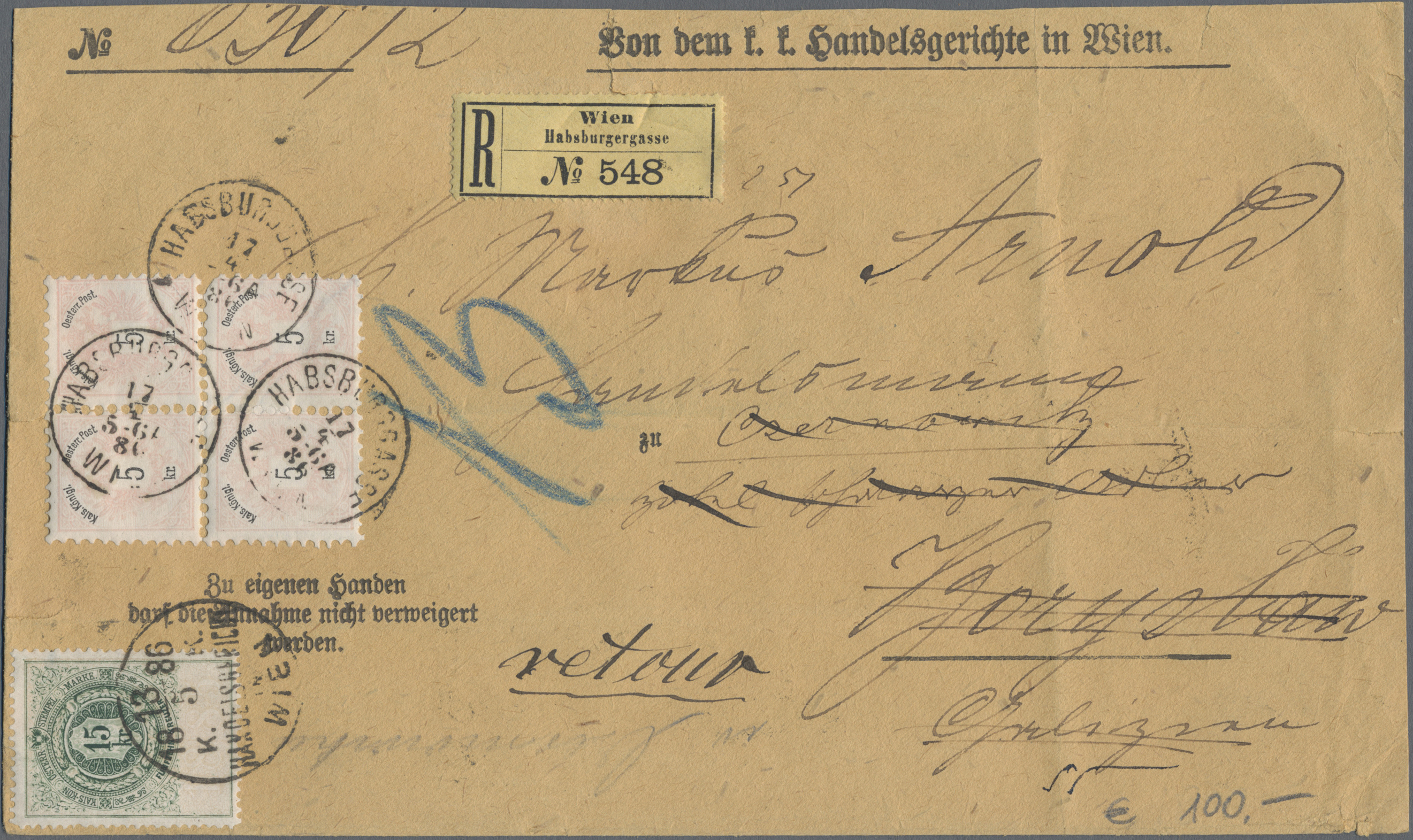 Lot 34500 - nachlässe  -  Auktionshaus Christoph Gärtner GmbH & Co. KG Sale #44 Collections Germany