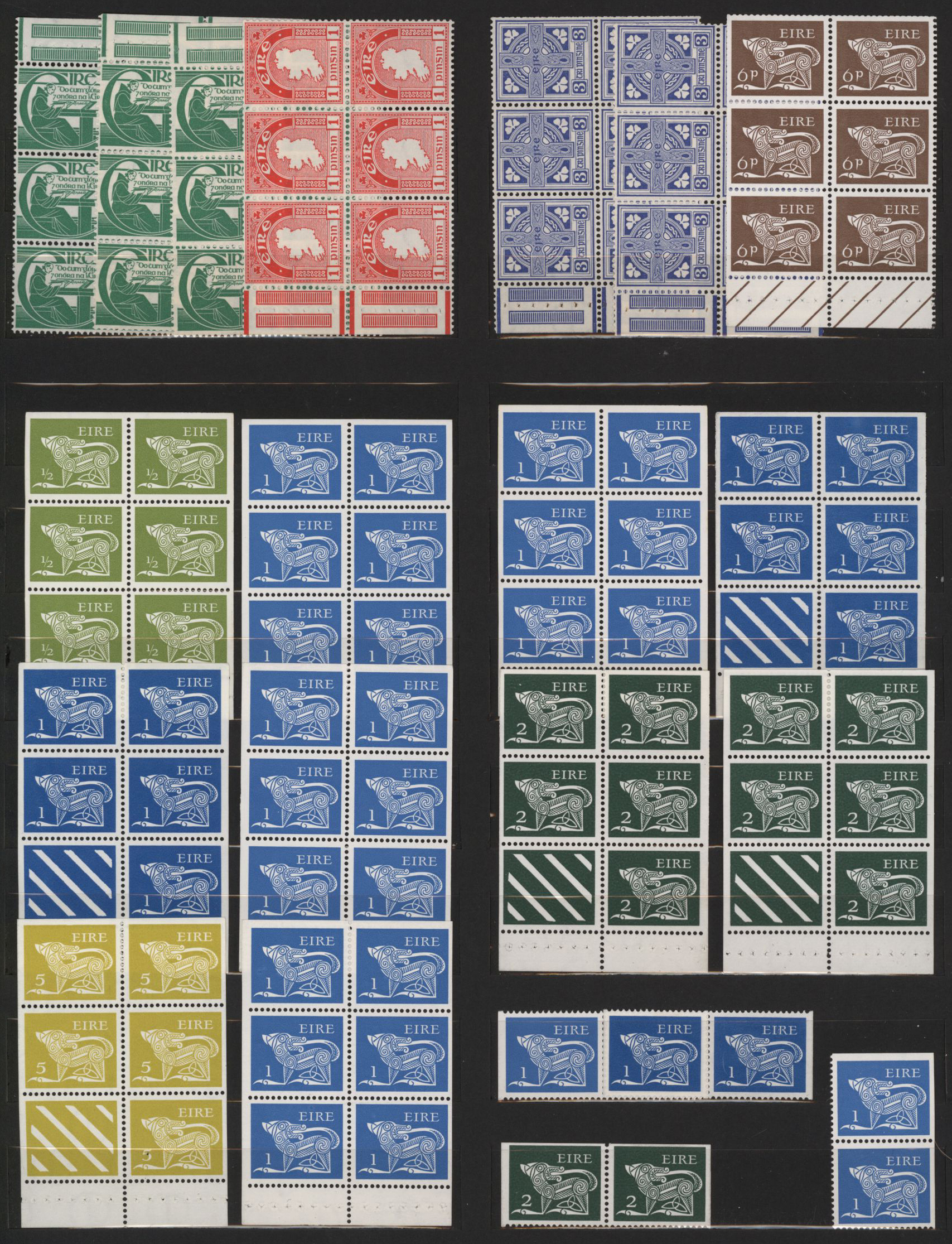 Lot 18527 - irland  -  Auktionshaus Christoph Gärtner GmbH & Co. KG 50th Auction Anniversary Auction - Day 5