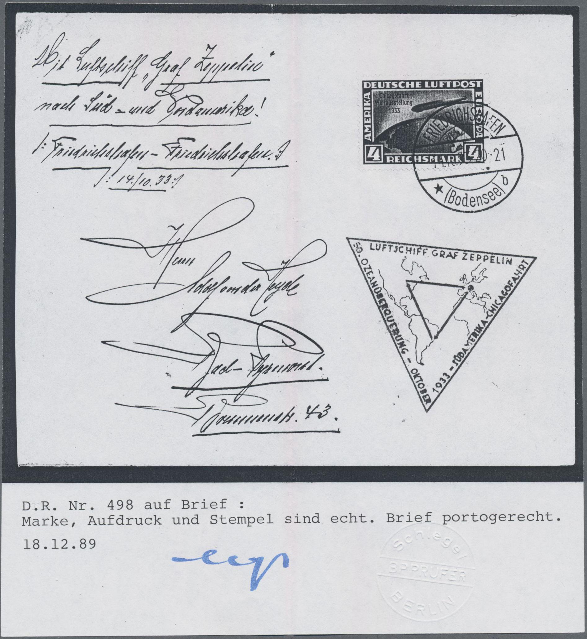 Lot 17403 - Deutsches Reich - 3. Reich  -  Auktionshaus Christoph Gärtner GmbH & Co. KG Sale #45- GERMANY