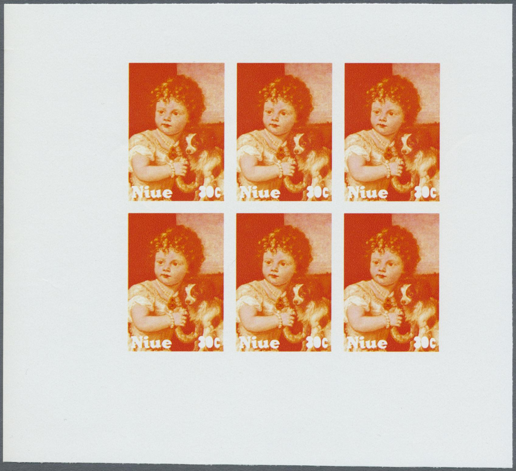 Lot 11343 - thematik: kinder / children  -  Auktionshaus Christoph Gärtner GmbH & Co. KG Single lots Philately Overseas & Europe. Auction #39 Day 4