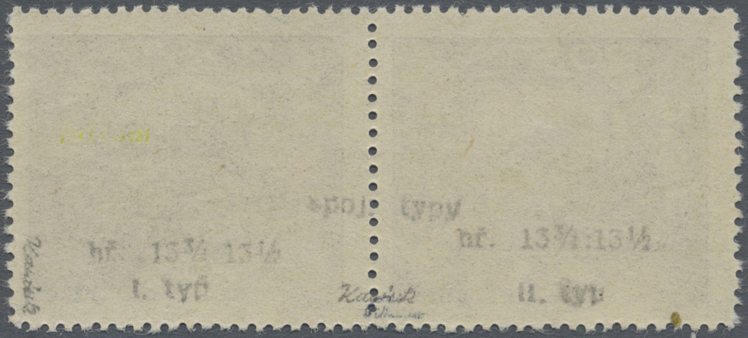 Lot 1709 - tschechoslowakei  -  Auktionshaus Christoph Gärtner GmbH & Co. KG Auction #41 Special auction part two