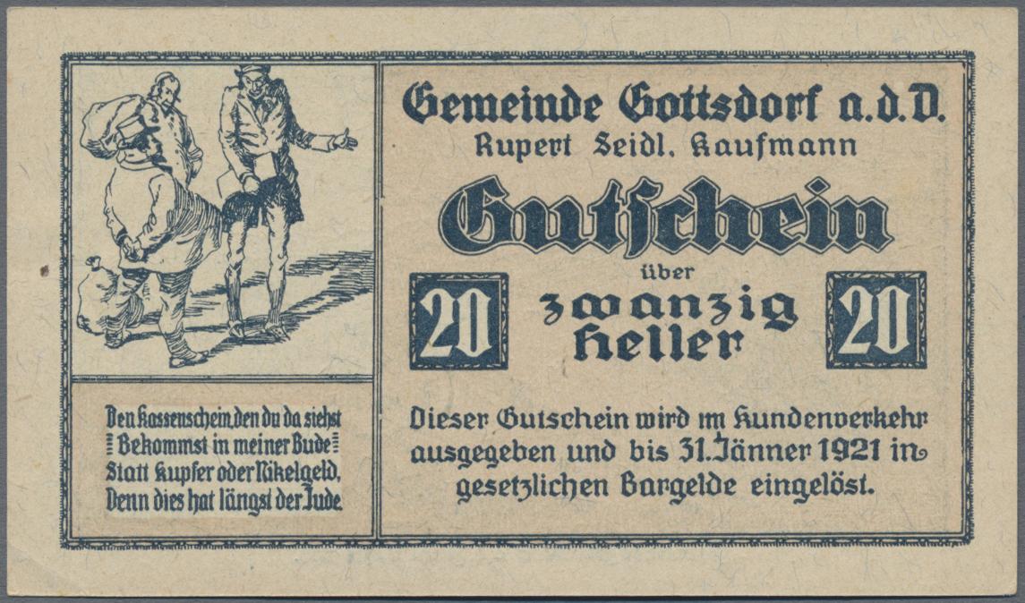 Lot 03579 - Deutschland - Konzentrations- und Kriegsgefangenenlager | Banknoten  -  Auktionshaus Christoph Gärtner GmbH & Co. KG Sale #45 Banknotes Germany/Numismatics