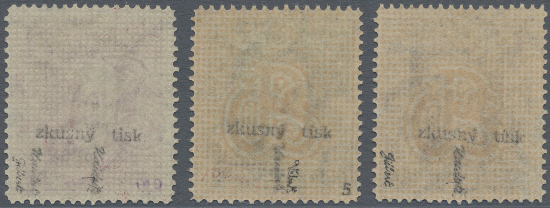 Lot 1720 - tschechoslowakei  -  Auktionshaus Christoph Gärtner GmbH & Co. KG Auction #41 Special auction part two