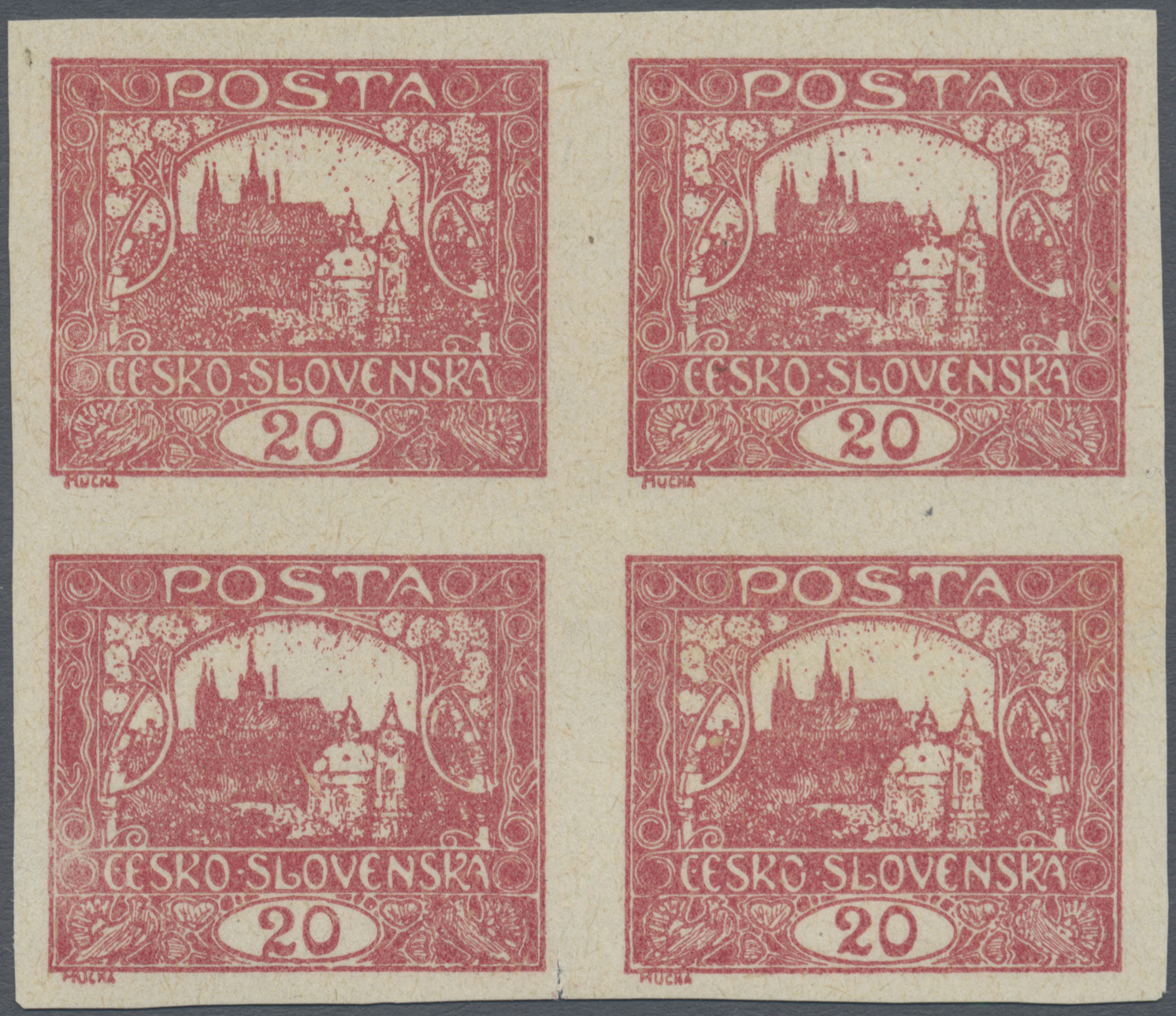 Lot 1708 - tschechoslowakei  -  Auktionshaus Christoph Gärtner GmbH & Co. KG Auction #41 Special auction part two
