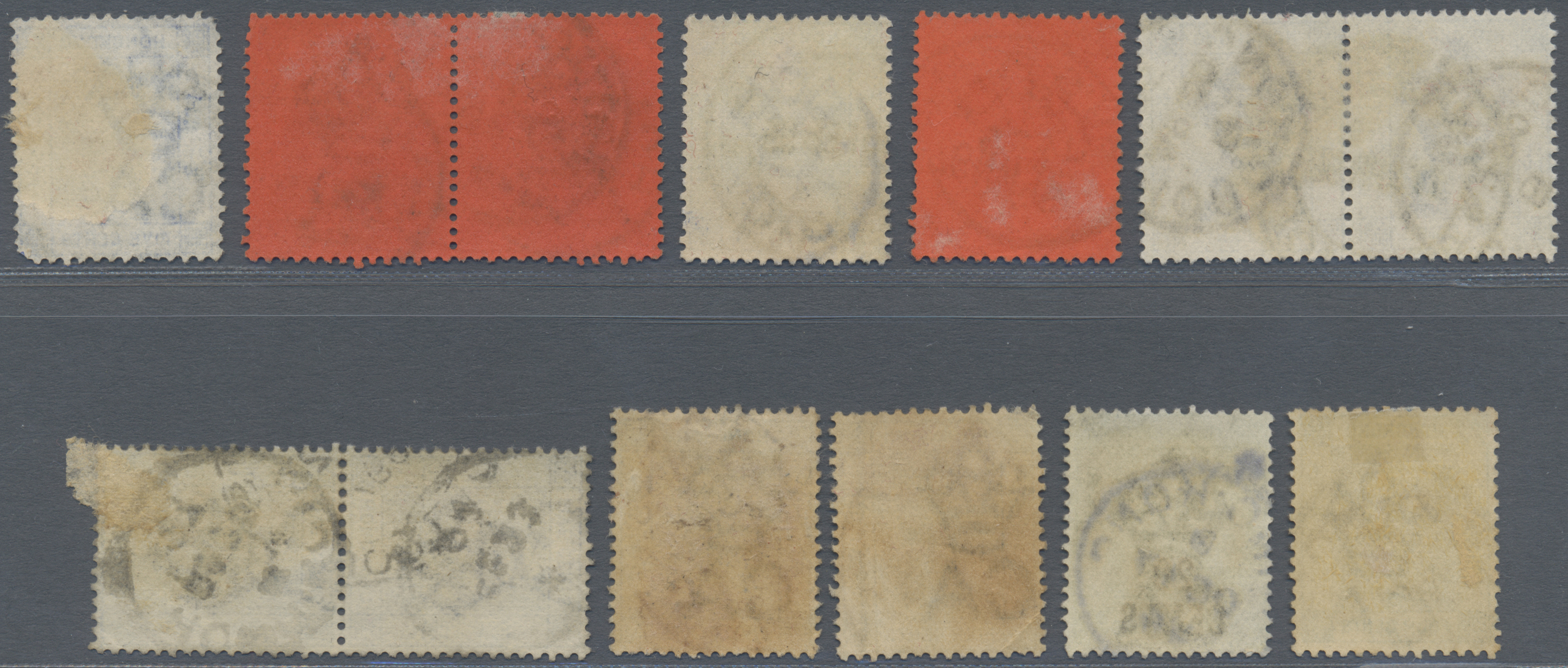 Lot 05972 - China - Stempel  -  Auktionshaus Christoph Gärtner GmbH & Co. KG Sale #45- Special Auction China