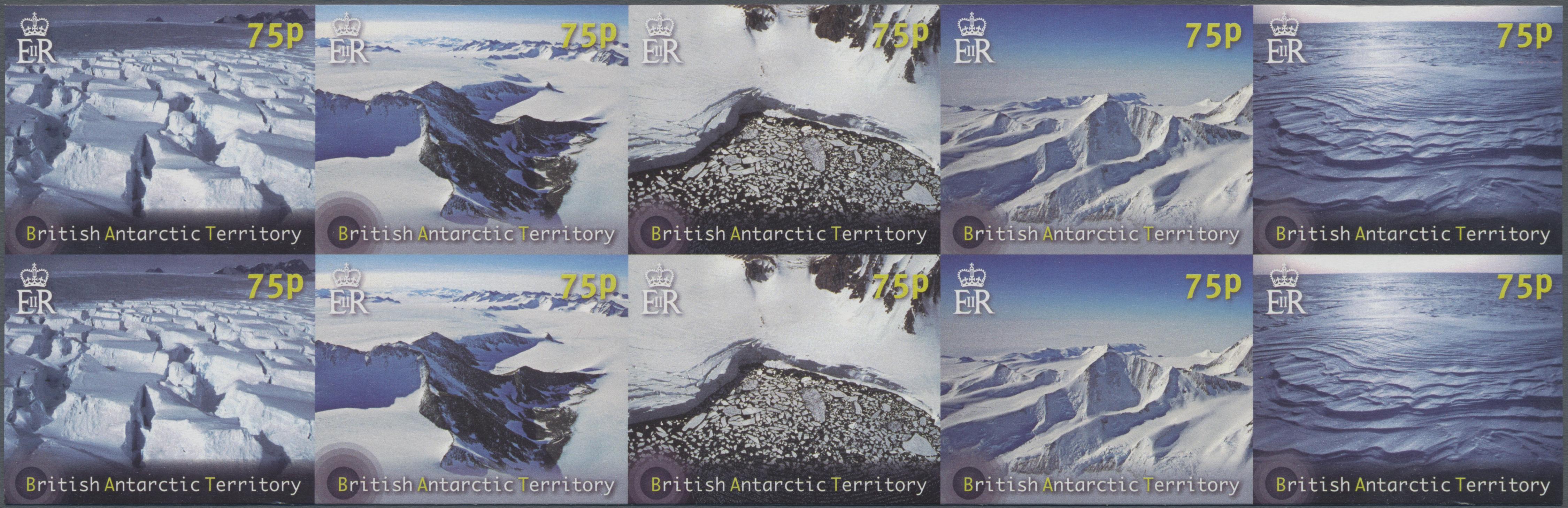 Lot 07406 - thematik: antarktis / antarctic  -  Auktionshaus Christoph Gärtner GmbH & Co. KG 50th Auction Anniversary Auction - Day 3