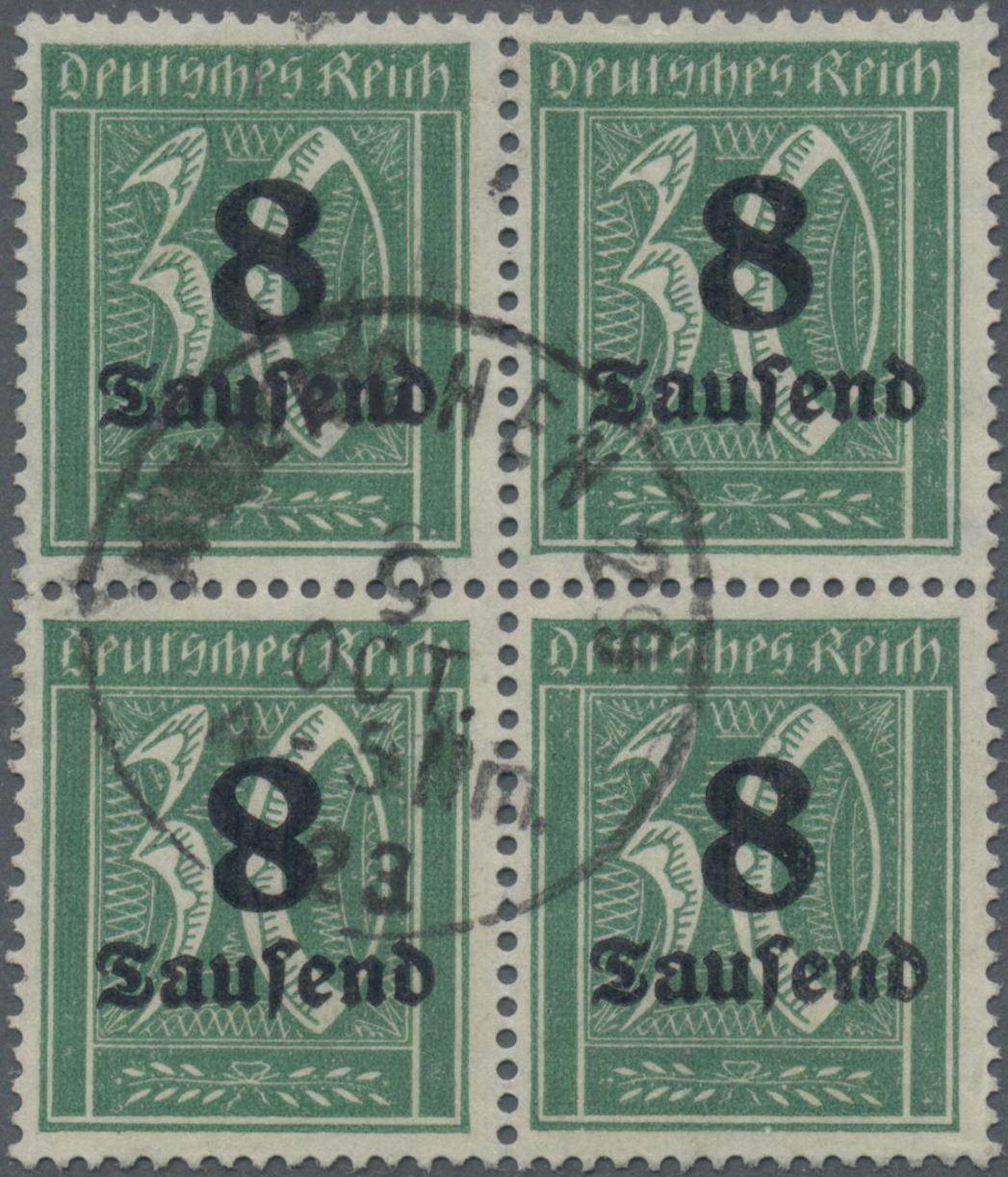 Lot 36610 - Deutsches Reich - Inflation  -  Auktionshaus Christoph Gärtner GmbH & Co. KG Sale #44 Collections Germany