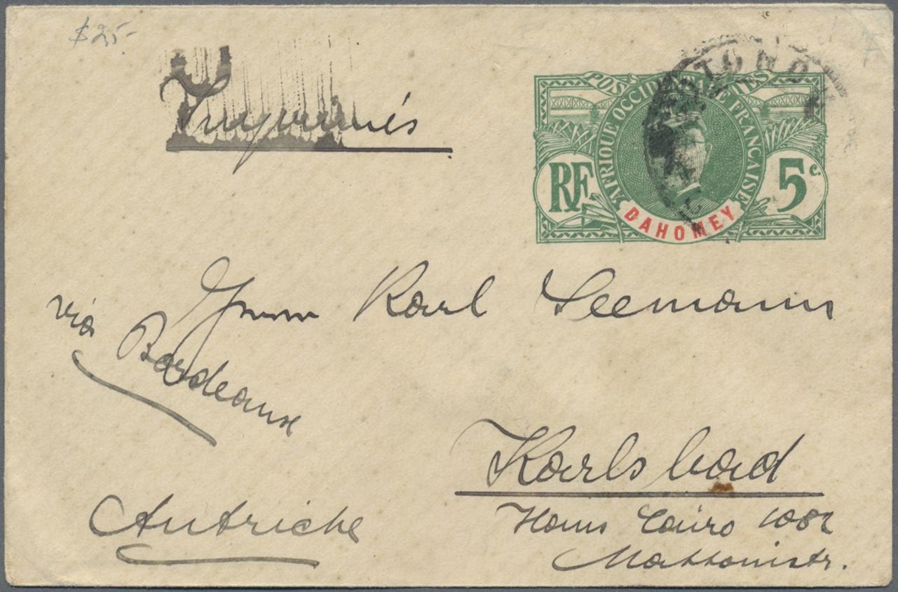 Lot 17400 - französische kolonien  -  Auktionshaus Christoph Gärtner GmbH & Co. KG 50th Auction Anniversary Auction - Day 5