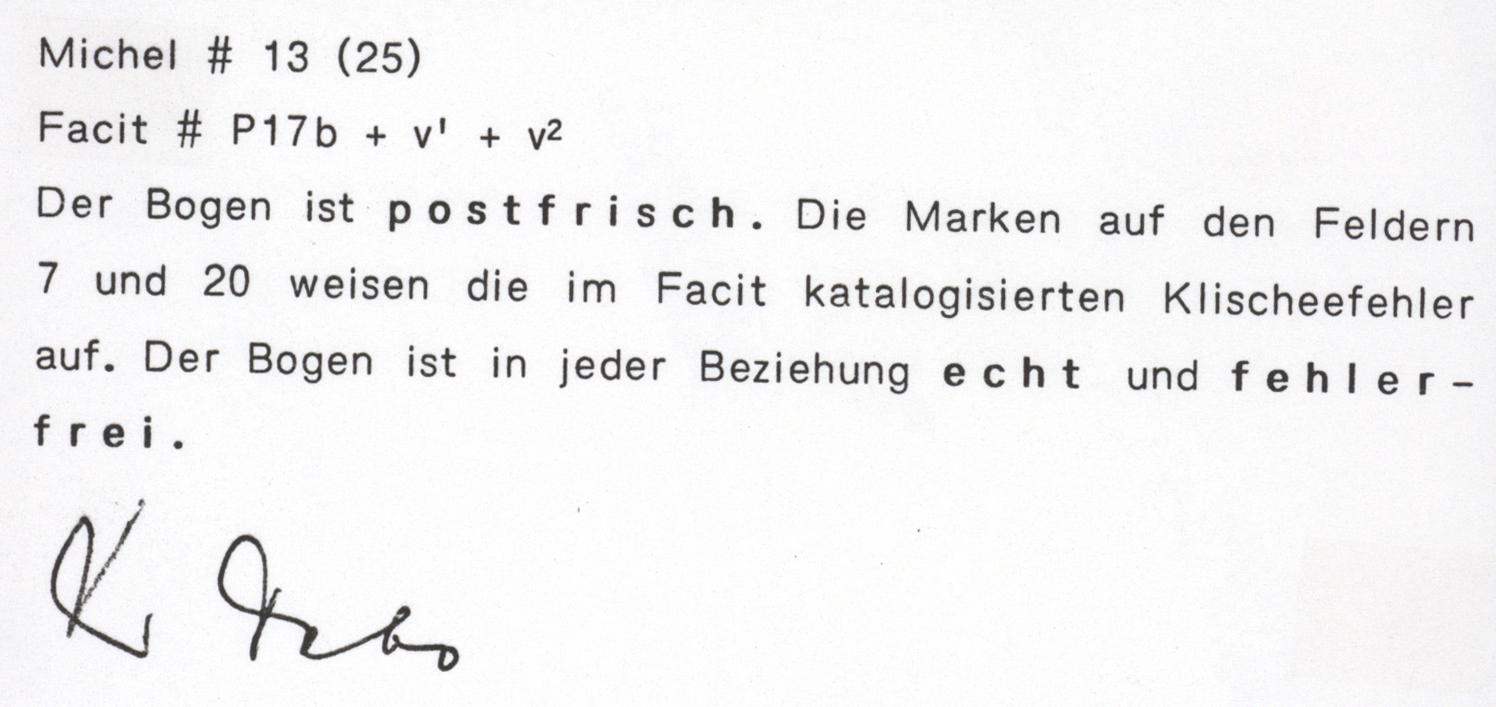 Lot 1122 - Dänemark - Grönländisches Handelskontor  -  Auktionshaus Christoph Gärtner GmbH & Co. KG Auction #41 Special auction part two