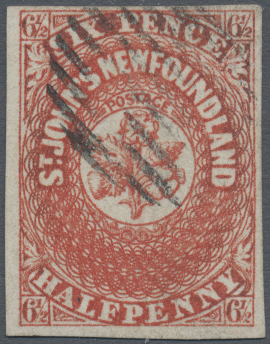 Lot 505 - neufundland  -  Auktionshaus Christoph Gärtner GmbH & Co. KG Auction #41 Special auction part one