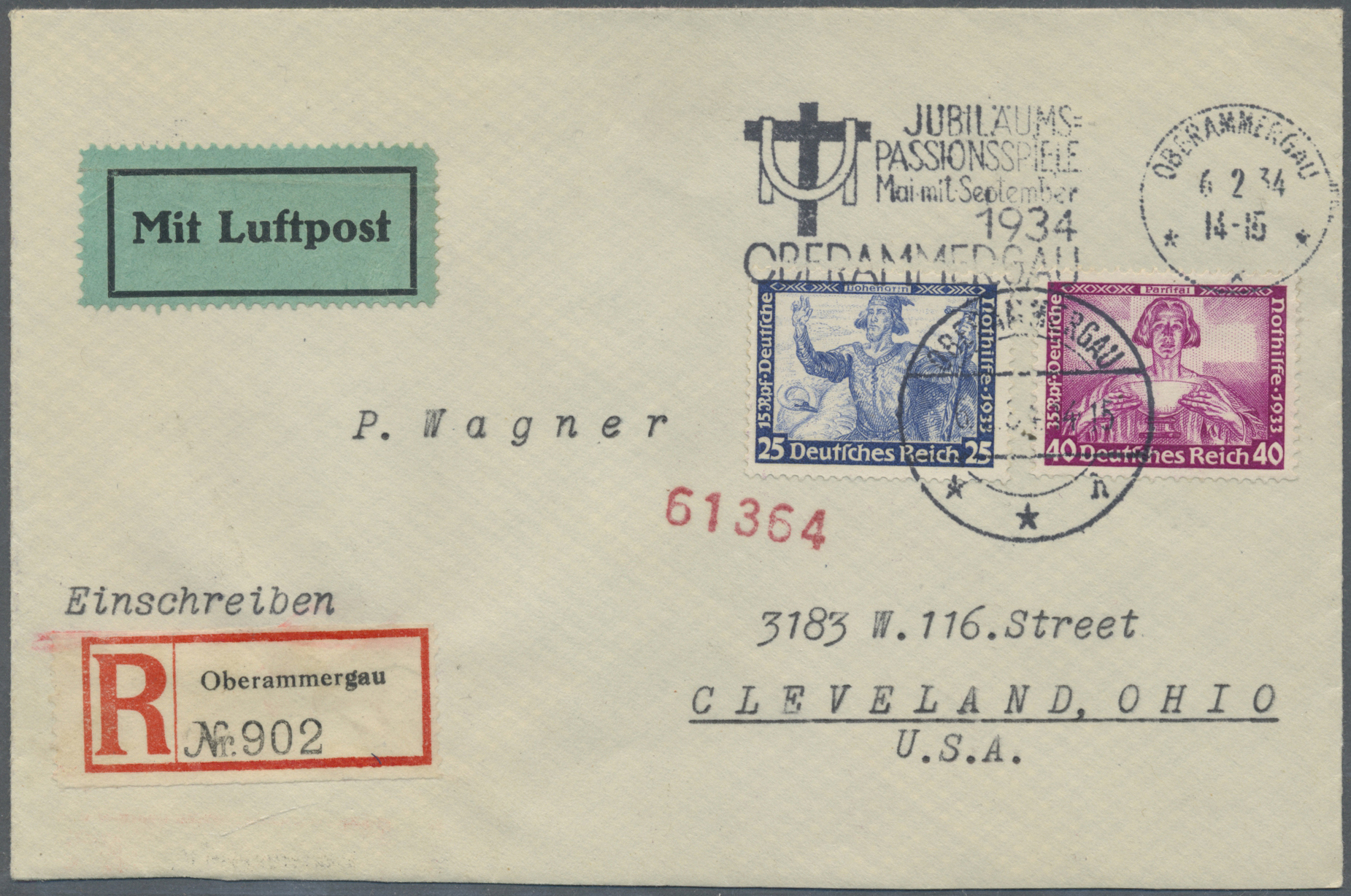 Lot 12133 - thematik: religion / religion  -  Auktionshaus Christoph Gärtner GmbH & Co. KG Single lots Philately Overseas & Europe. Auction #39 Day 4