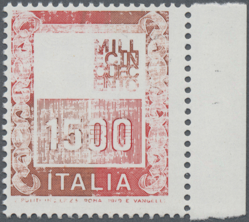 Lot 01452 - italien  -  Auktionshaus Christoph Gärtner GmbH & Co. KG Special auction