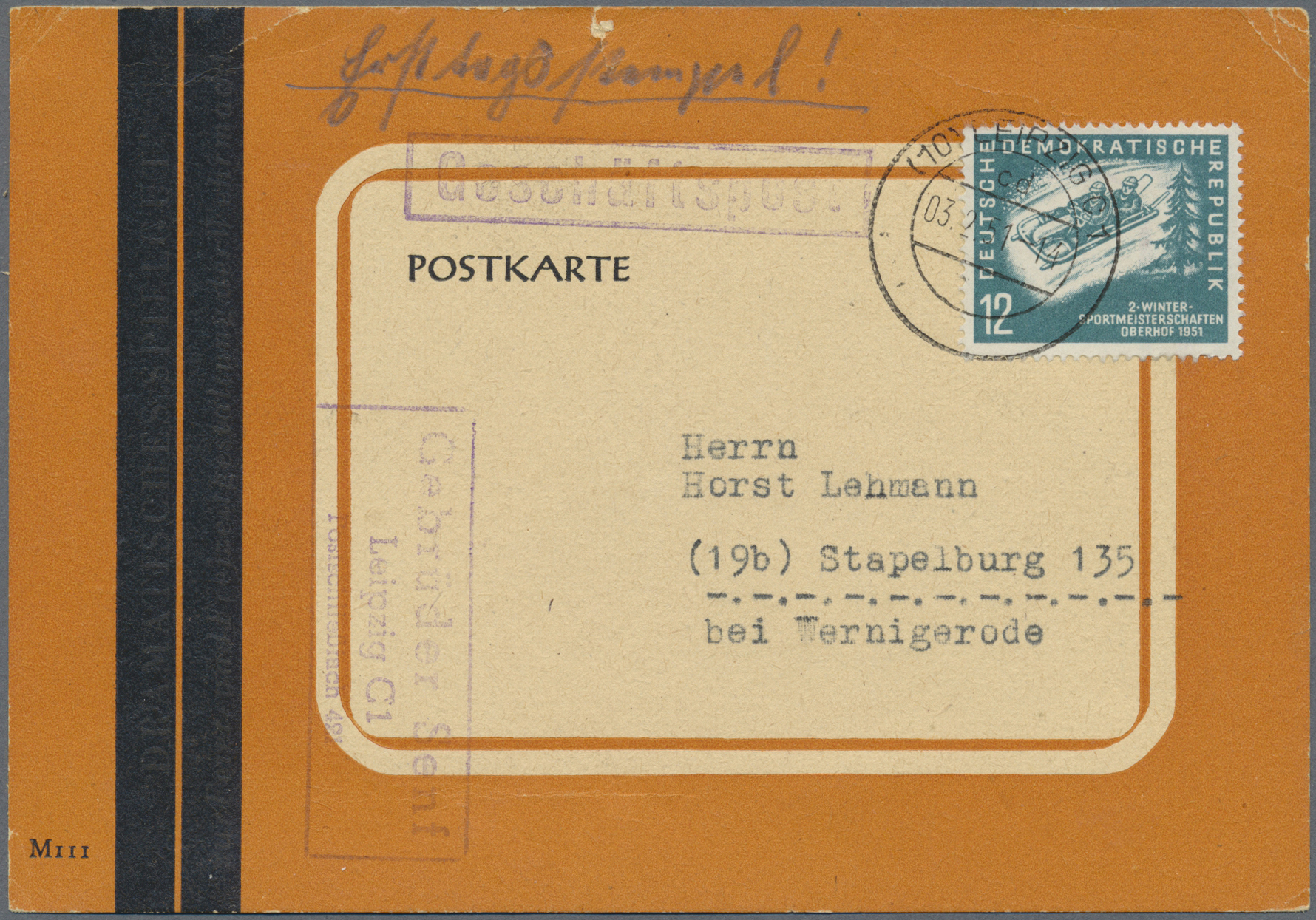 Lot 37992 - ddr  -  Auktionshaus Christoph Gärtner GmbH & Co. KG Collections Germany,  Collections Supplement, Surprise boxes #39 Day 7