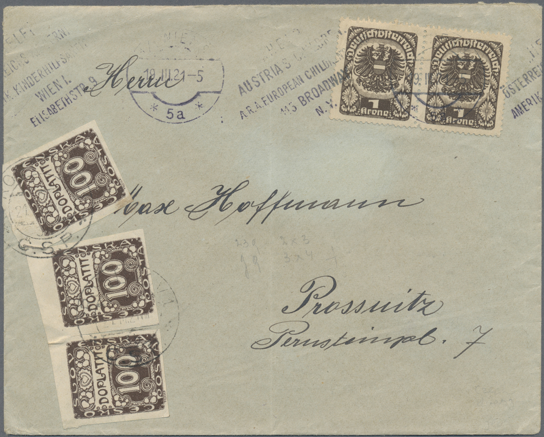 Lot 23421 - Europa - West  -  Auktionshaus Christoph Gärtner GmbH & Co. KG Sale #47 Collections: Overseas, Thematics, Europe