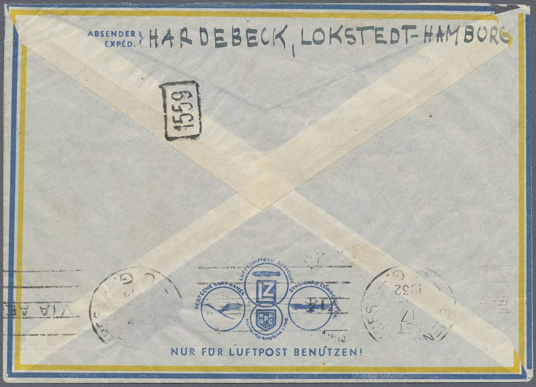 Lot 19026 - Deutsches Reich - Weimar  -  Auktionshaus Christoph Gärtner GmbH & Co. KG Sale #45- GERMANY