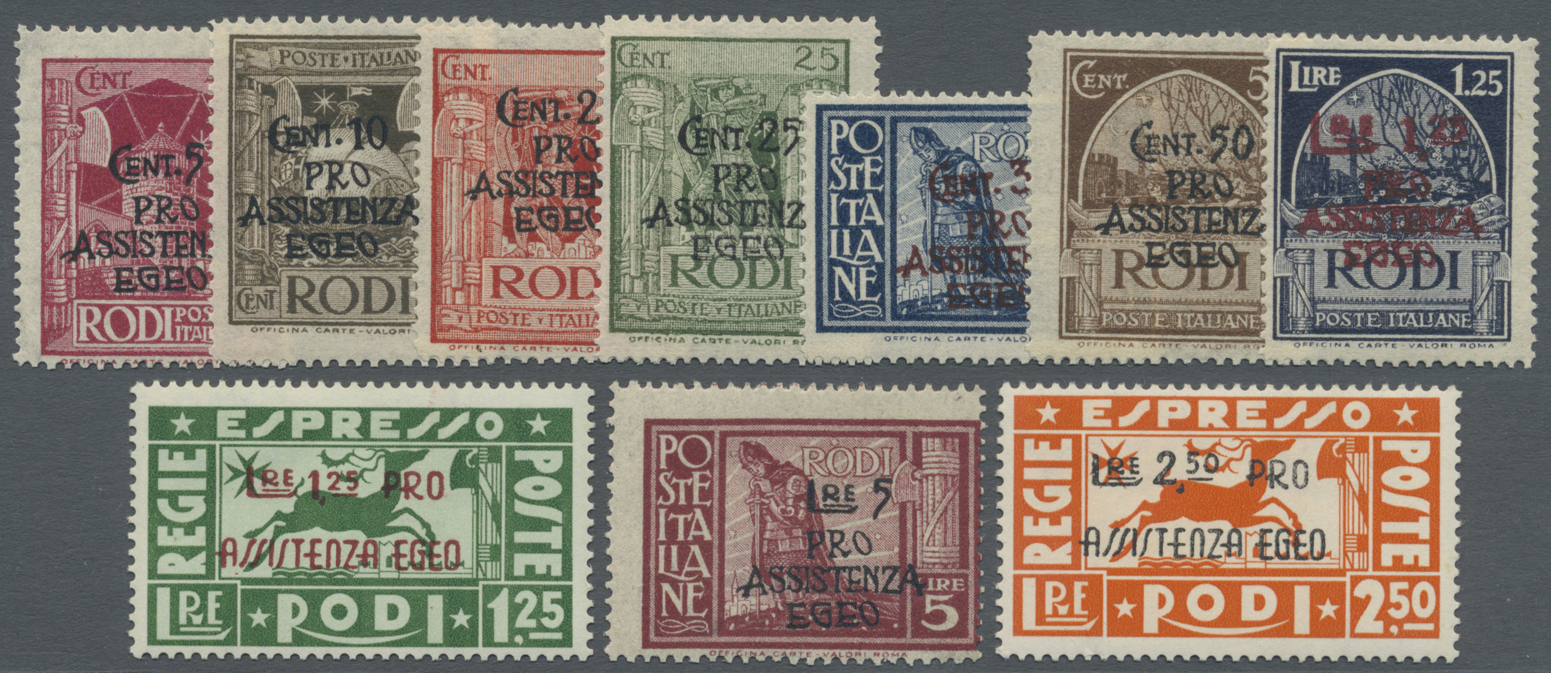 01 Stripe Of 3 Used Stamps Afghanistan