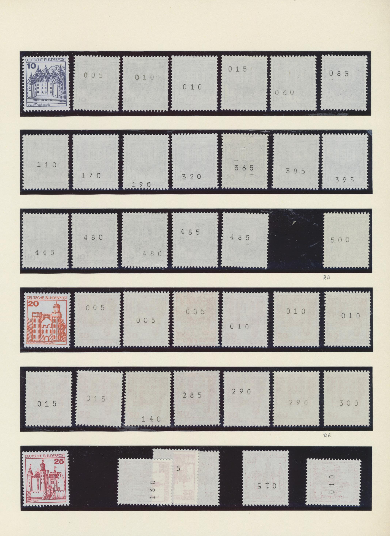 Lot 33608 - bundesrepublik deutschland  -  Auktionshaus Christoph Gärtner GmbH & Co. KG Sale #45- Collections Germany