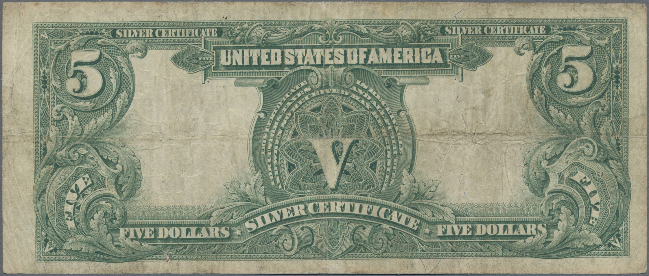 Lot 00905 - United States of America | Banknoten  -  Auktionshaus Christoph Gärtner GmbH & Co. KG Sale #48 The Banknotes