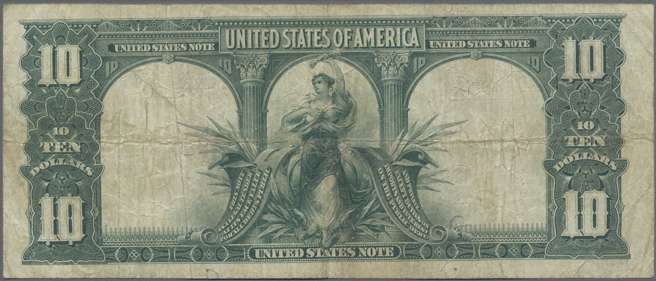 Lot 00902 - United States of America   Banknoten  -  Auktionshaus Christoph Gärtner GmbH & Co. KG Sale #48 The Banknotes