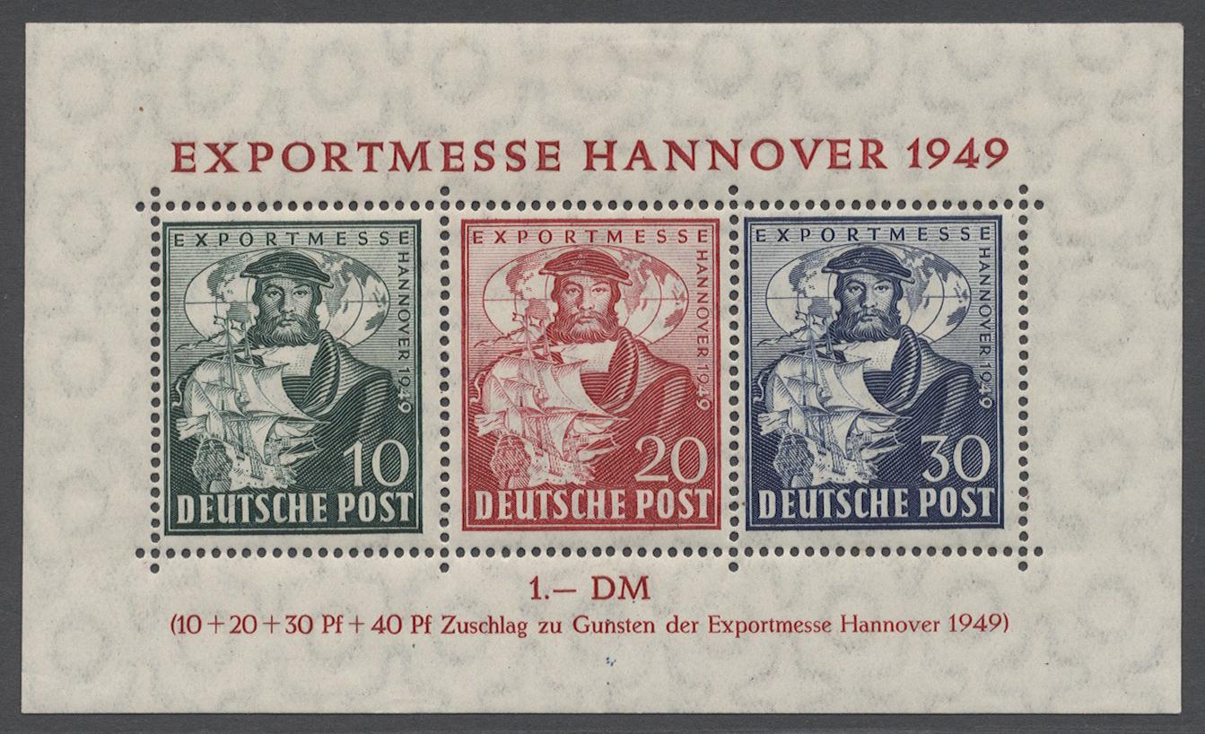 Lot 38079 - bundesrepublik und berlin  -  Auktionshaus Christoph Gärtner GmbH & Co. KG Collections Germany,  Collections Supplement, Surprise boxes #39 Day 7