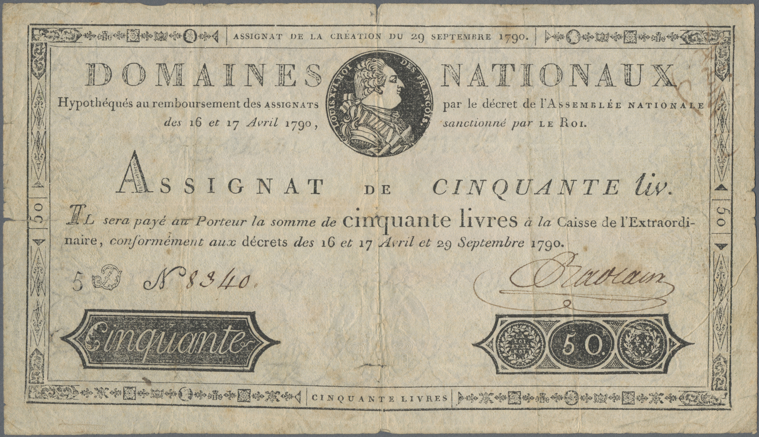 Lot 01164 - Europa | Banknoten  -  Auktionshaus Christoph Gärtner GmbH & Co. KG Sale #48 The Banknotes