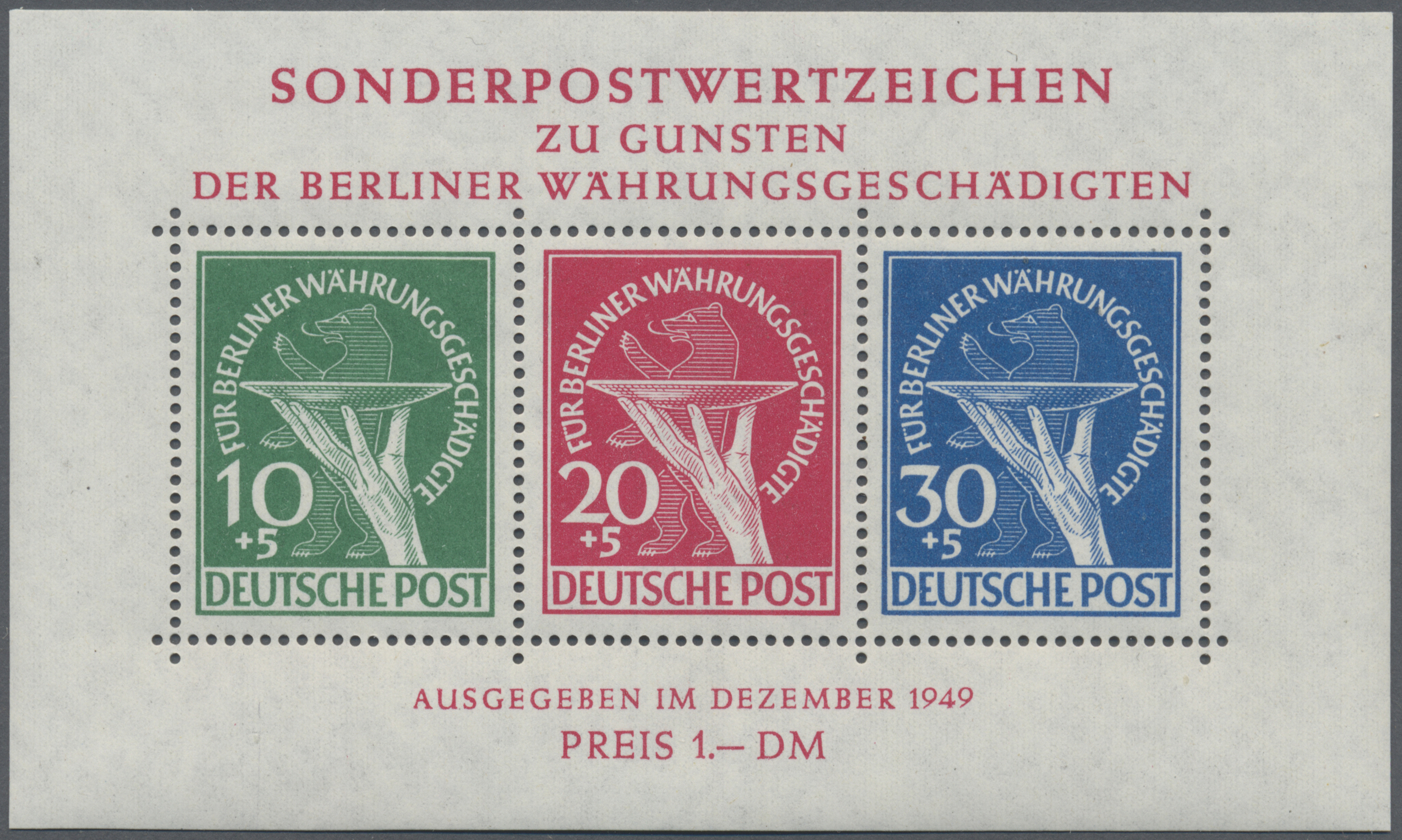 Lot 34038 - nachlässe  -  Auktionshaus Christoph Gärtner GmbH & Co. KG Collections Germany,  Collections Supplement, Surprise boxes #39 Day 7
