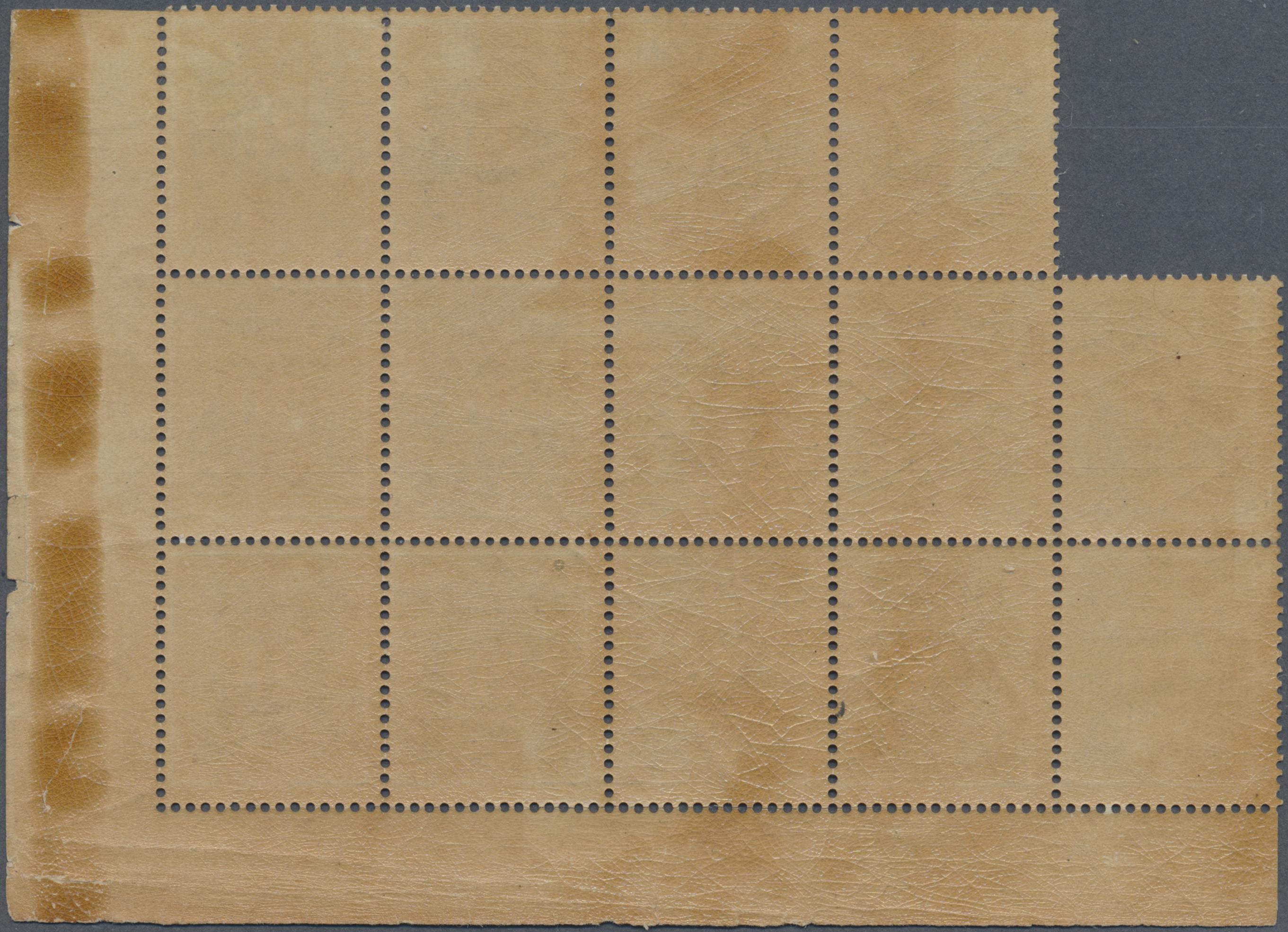 Lot 15653 - Belgien - Portomarken  -  Auktionshaus Christoph Gärtner GmbH & Co. KG Single lots Philately Overseas & Europe. Auction #39 Day 4