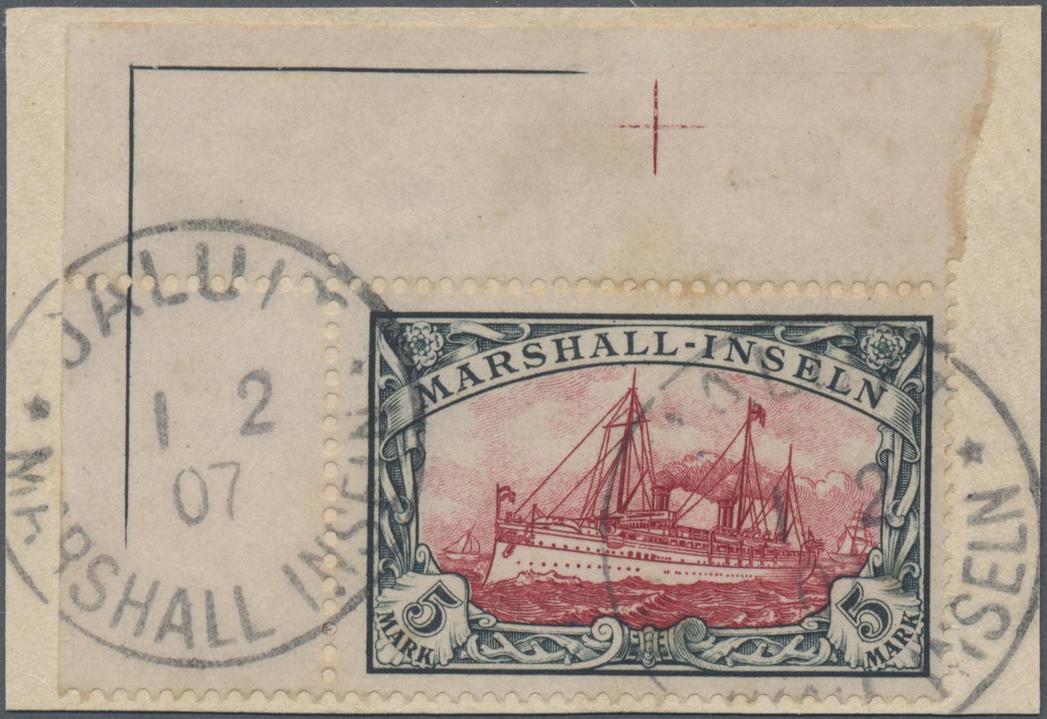 Lot 22843 - Deutsche Kolonien - Marshall-Inseln  -  Auktionshaus Christoph Gärtner GmbH & Co. KG Sale #44 Germany, Picture Post cards