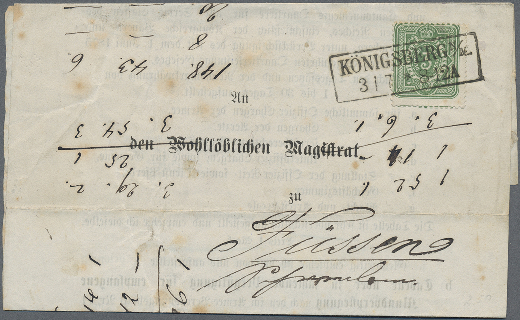 Lot 31532 - Deutsches Reich - Pfennige  -  Auktionshaus Christoph Gärtner GmbH & Co. KG Auction #40 Collections Germany, Wunderkartons
