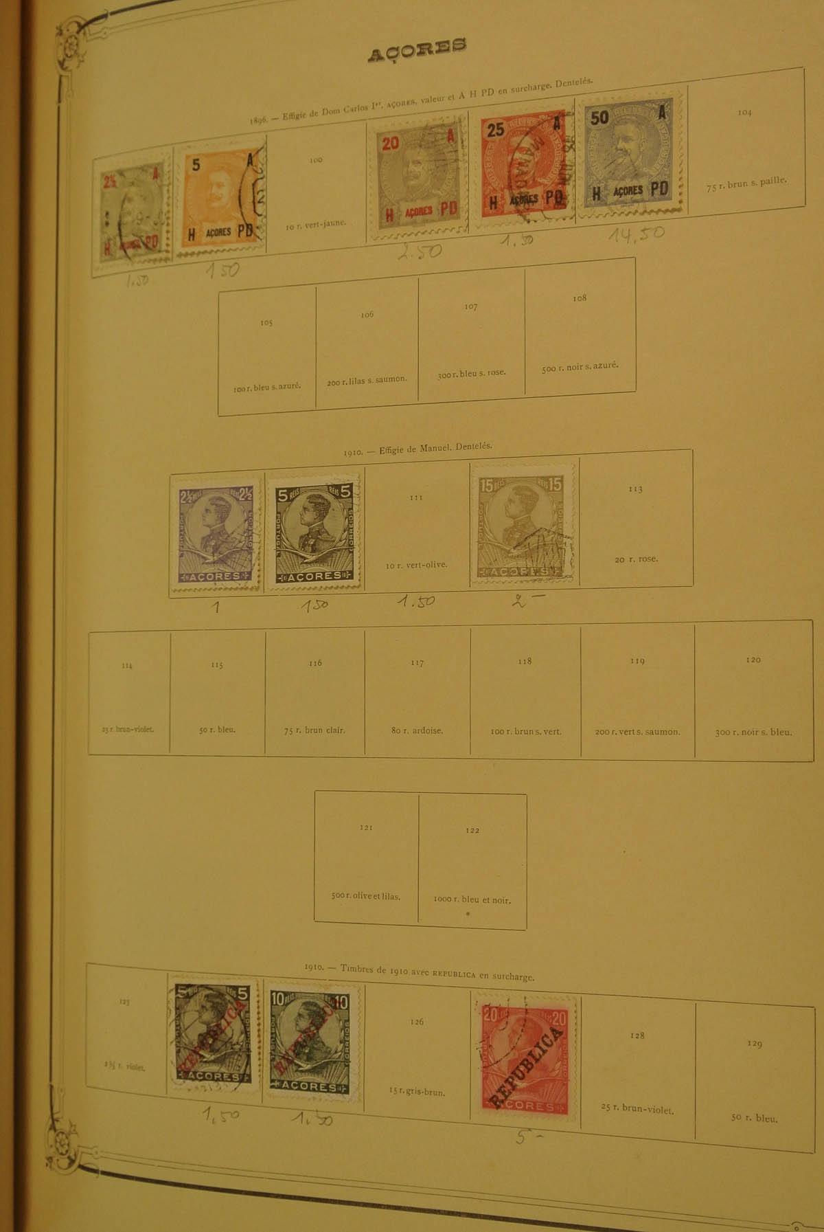 Coin Auction - portugiesische kolonien - Collections