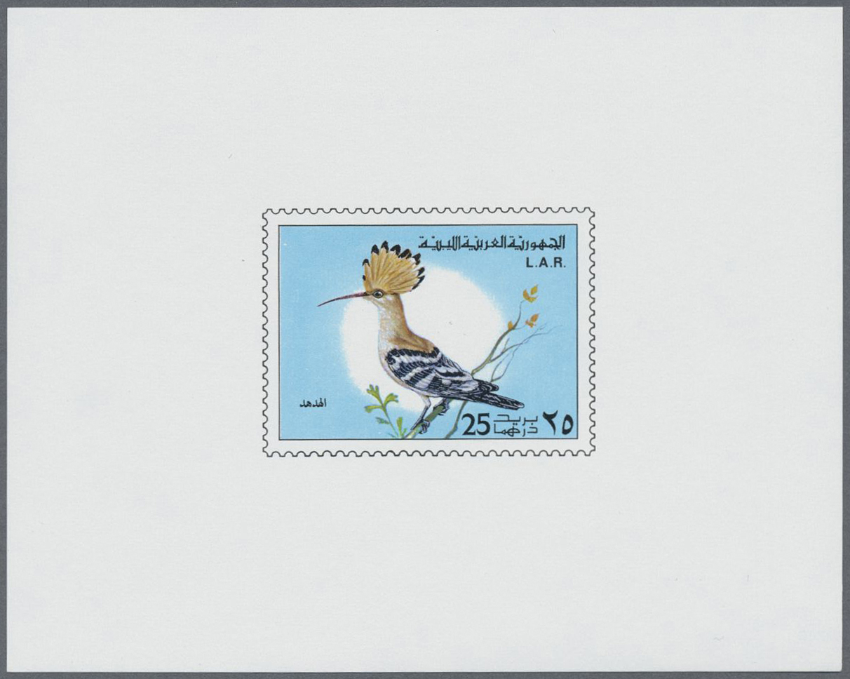 Lot 13979 - libyen  -  Auktionshaus Christoph Gärtner GmbH & Co. KG Single lots Philately Overseas & Europe. Auction #39 Day 4