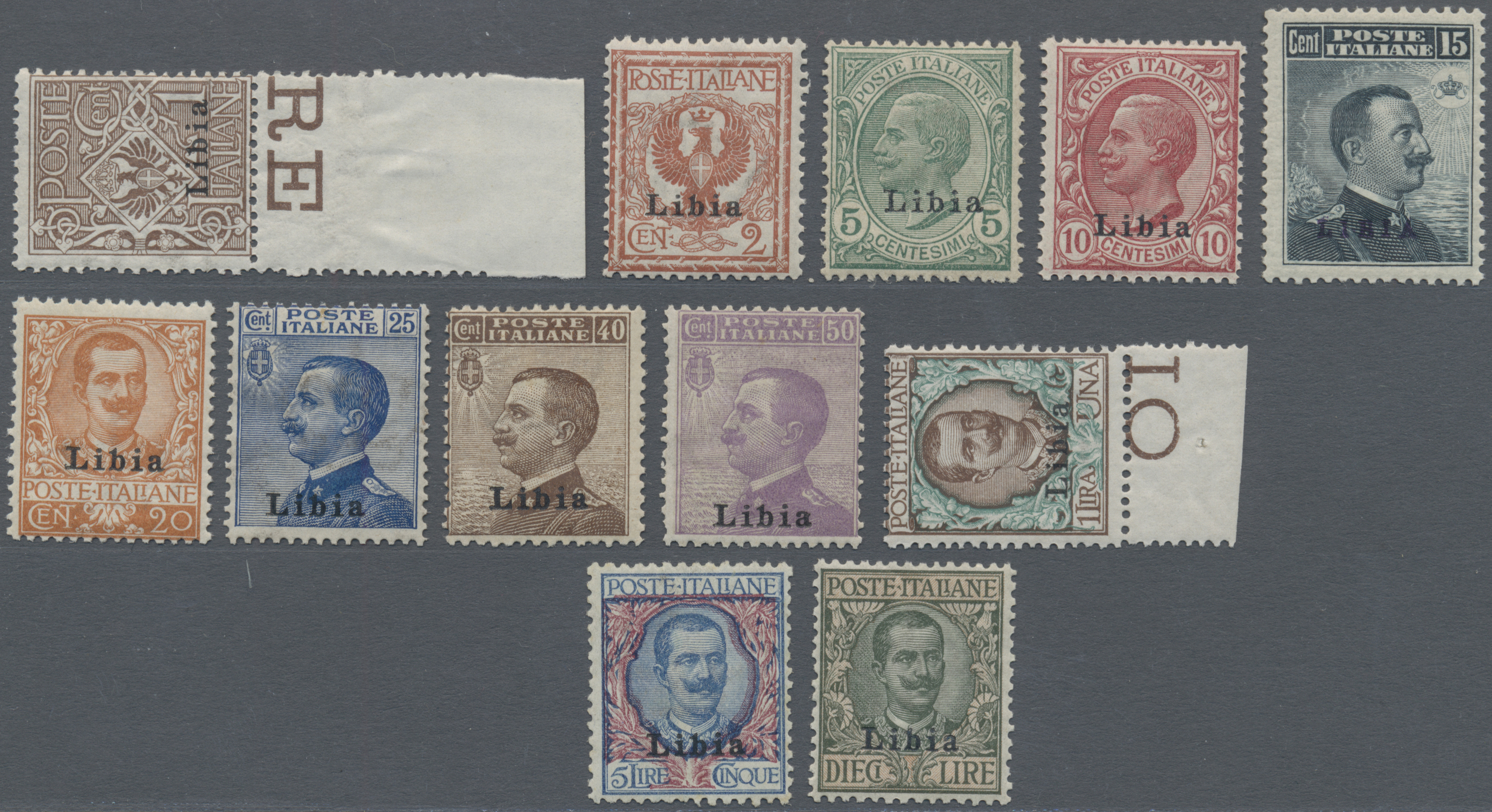 Lot 1058 - italienisch-libyen  -  Auktionshaus Christoph Gärtner GmbH & Co. KG Auction #41 Special auction part one