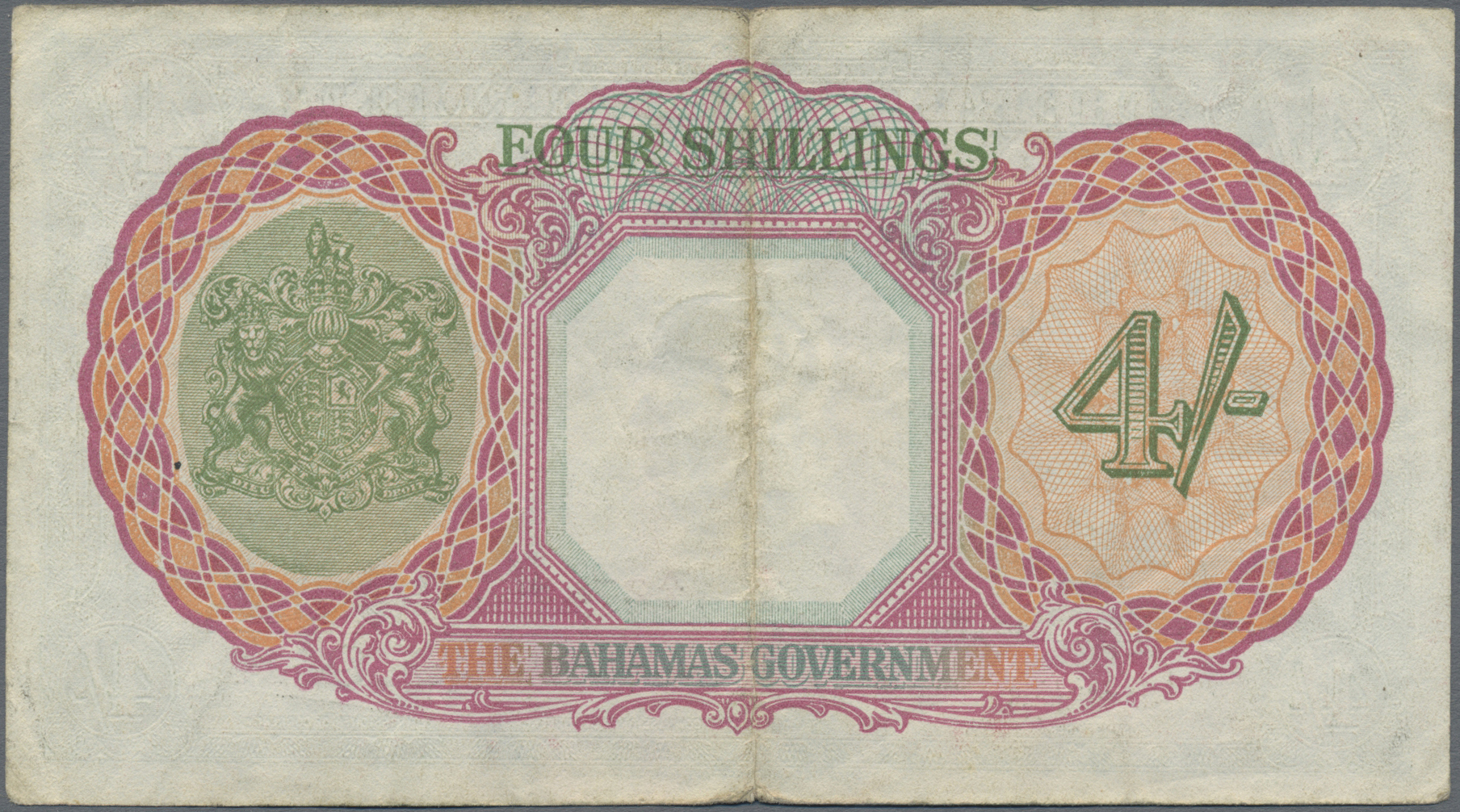 Lot 00056 - Bahamas | Banknoten  -  Auktionshaus Christoph Gärtner GmbH & Co. KG Sale #48 The Banknotes
