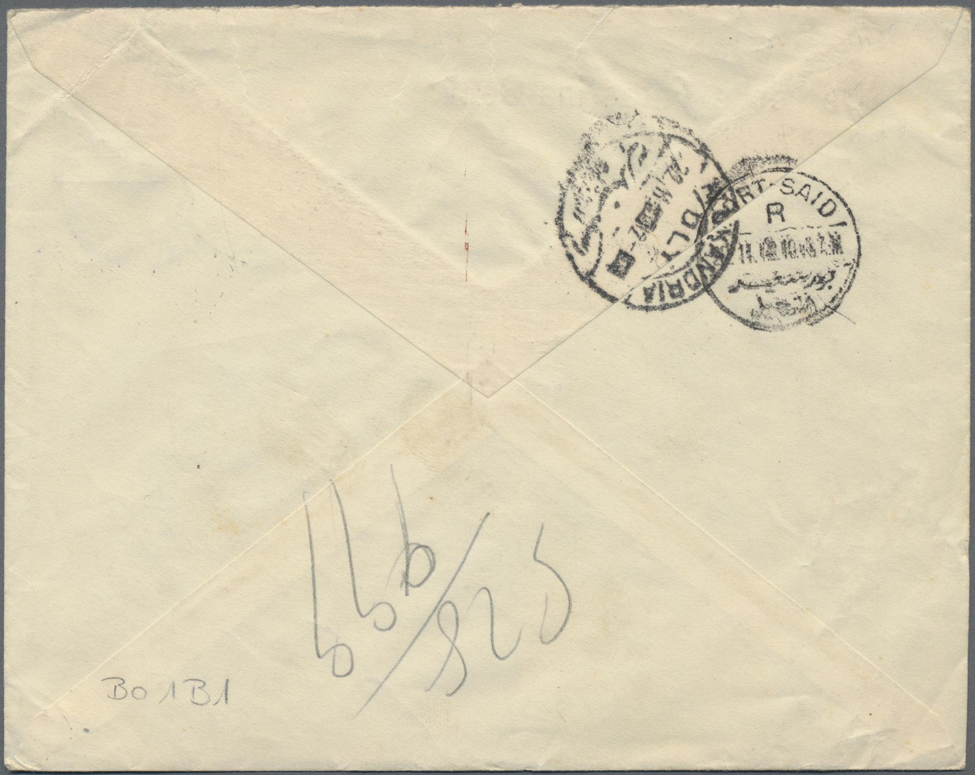 Lot 16406 - Deutsche Post in der Türkei - Ganzsachen  -  Auktionshaus Christoph Gärtner GmbH & Co. KG Sale #47 Single lots: Germany, Picture Postcards
