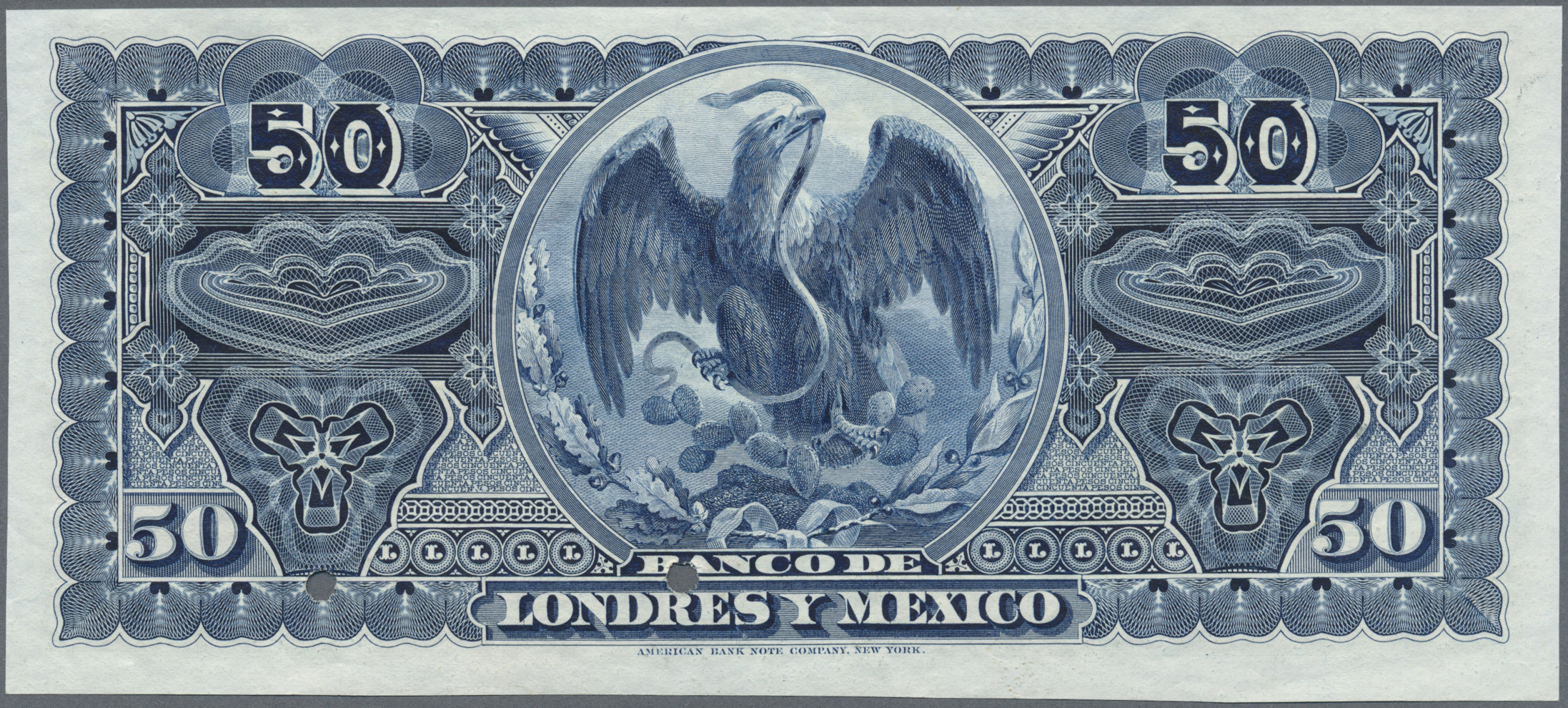 Lot 1325 - Mexico | Banknoten - Auktionshaus Christoph Gärtner GmbH & Co.  KG Banknotes