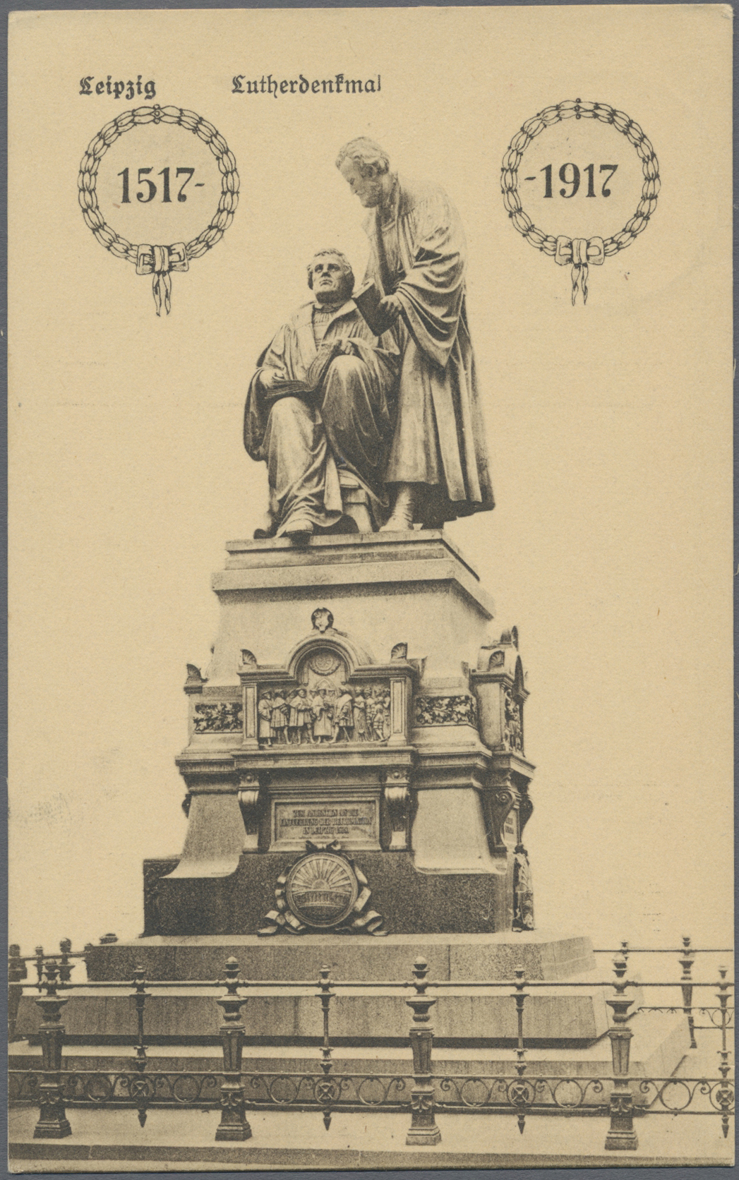 Lot 06258 - thematik: luther  -  Auktionshaus Christoph Gärtner GmbH & Co. KG Sale #48 The Single Lots Philatelie