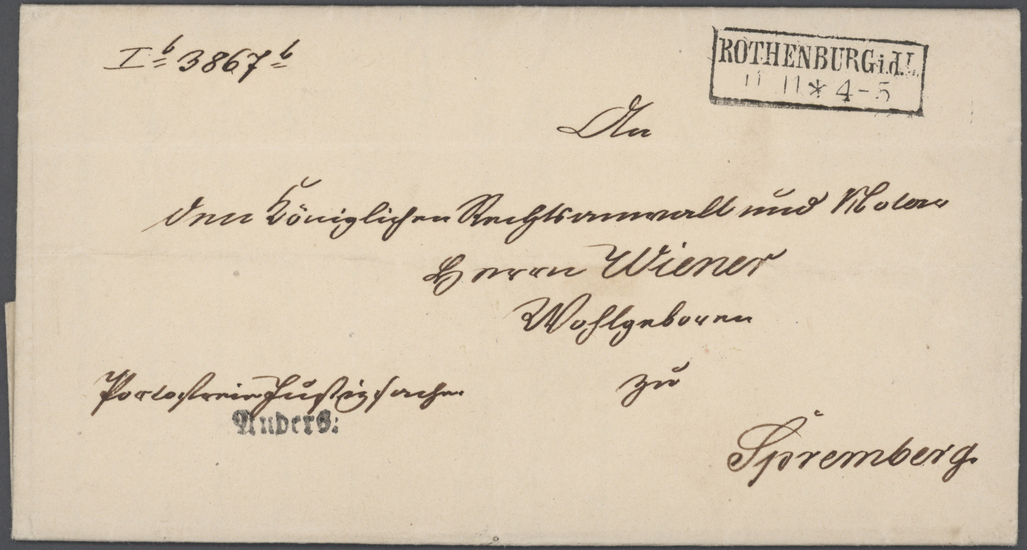 Lot 36452 - Preußen - Stempel  -  Auktionshaus Christoph Gärtner GmbH & Co. KG Collections Germany,  Collections Supplement, Surprise boxes #39 Day 7