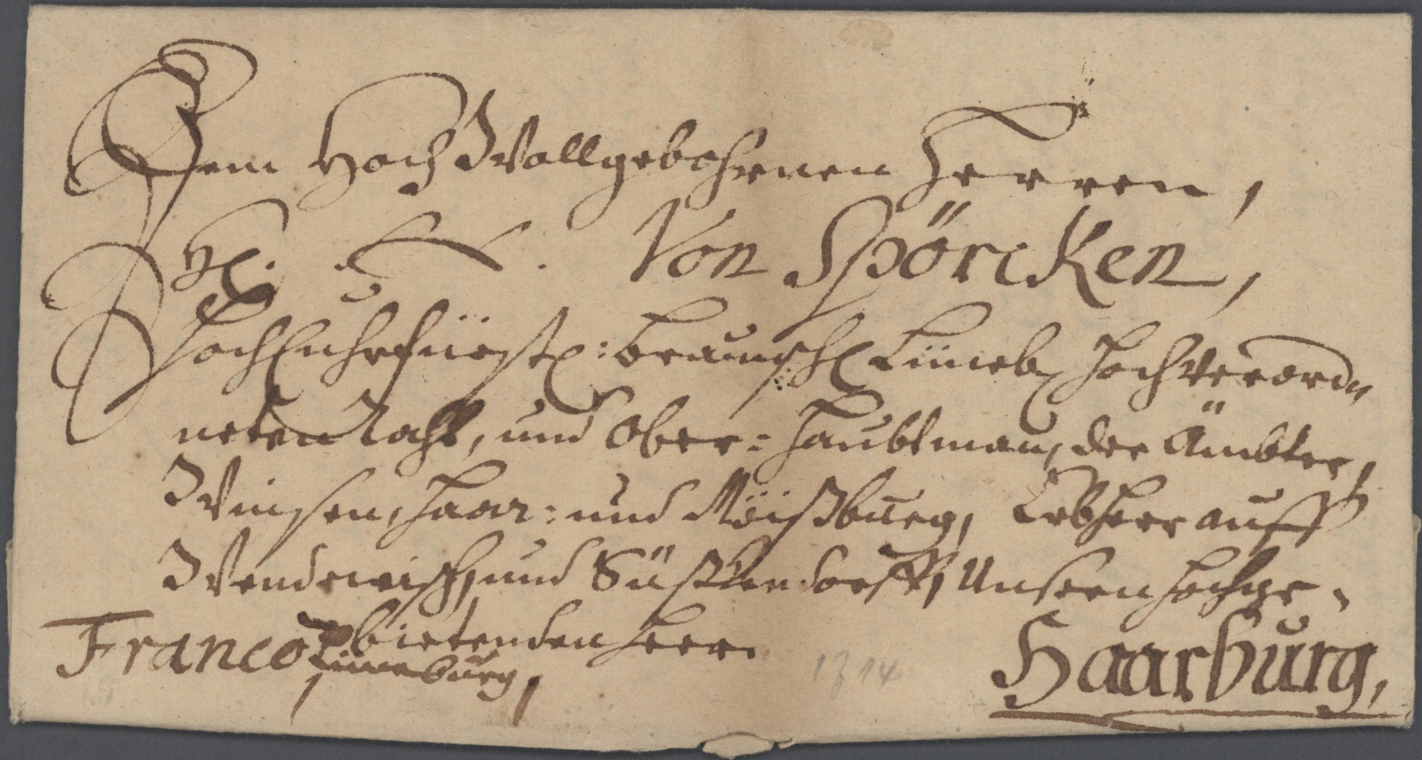 Lot 36383 - Hannover - Stempel  -  Auktionshaus Christoph Gärtner GmbH & Co. KG Collections Germany,  Collections Supplement, Surprise boxes #39 Day 7