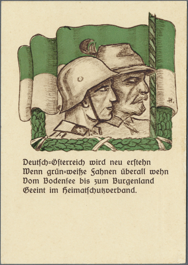 Lot 21342 - ansichtskarten: politik / politics  -  Auktionshaus Christoph Gärtner GmbH & Co. KG Auction #40 Germany, Picture Post Cards, Collections Overseas, Thematics