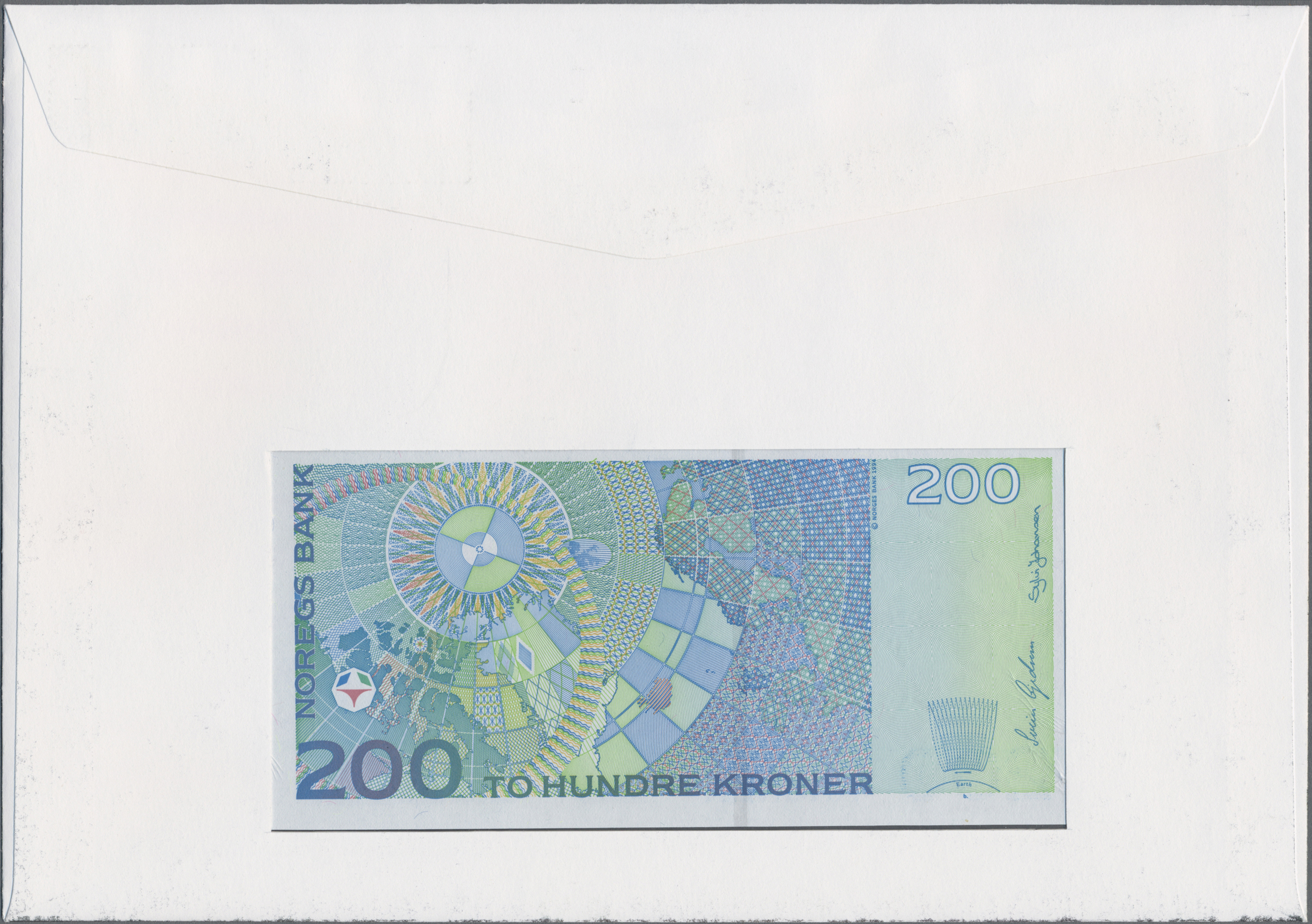 Lot 00578 - Norway / Norwegen   Banknoten  -  Auktionshaus Christoph Gärtner GmbH & Co. KG Sale #48 The Banknotes